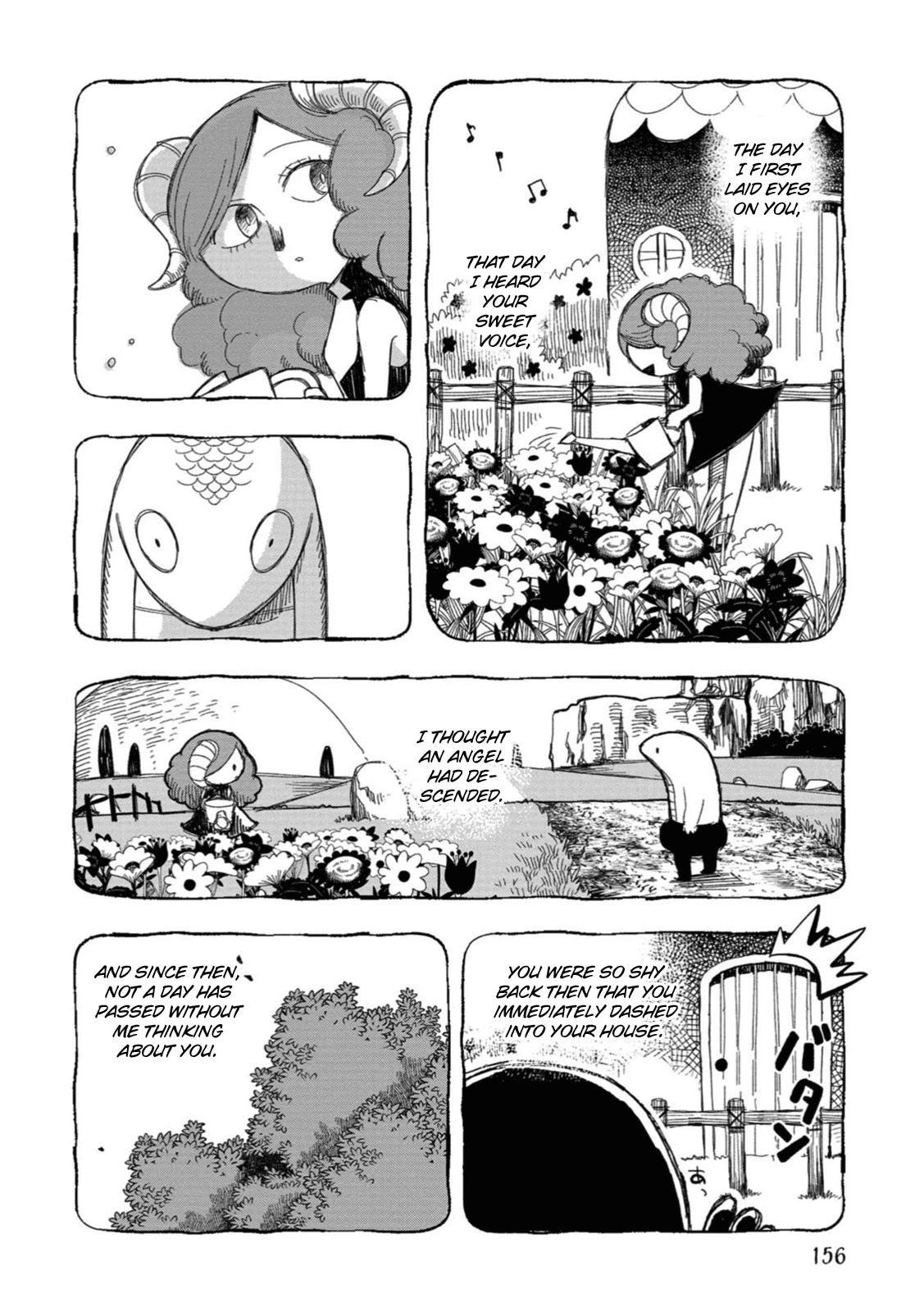 Rojica To Rakkasei Chapter 16: Love And Illusion page 10 - Mangakakalots.com