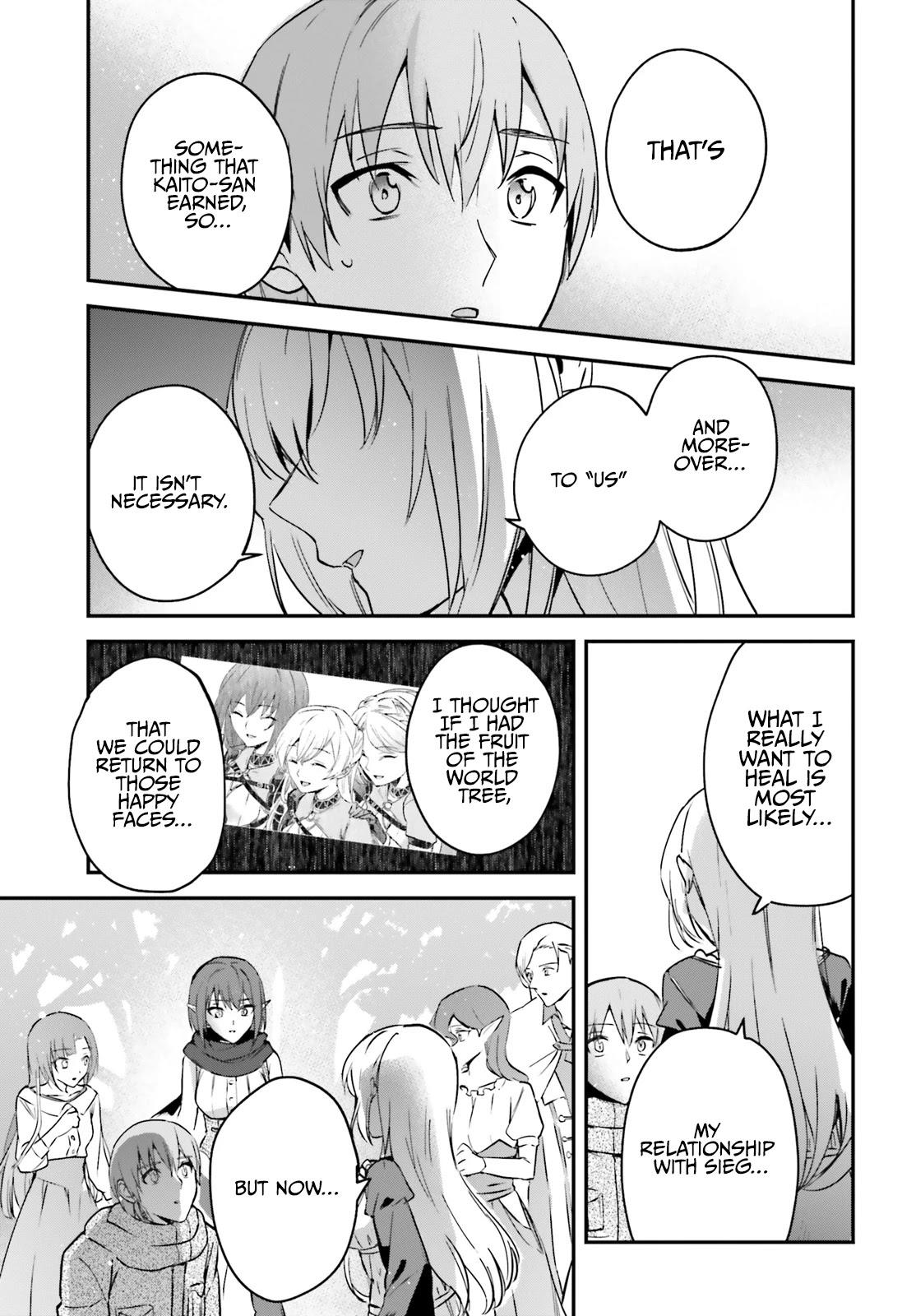 I Was Caught Up In A Hero Summoning, But That World Is At Peace Chapter 26 page 19 - Mangakakalots.com