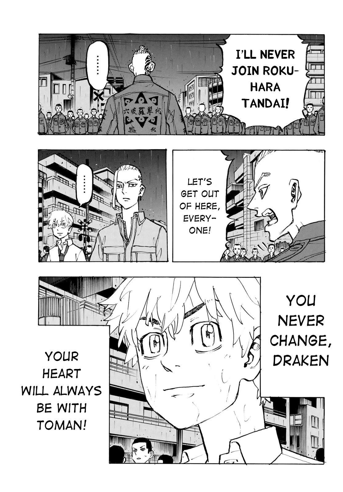 Tokyo Manji Revengers Chapter 214: The Engine Fired page 13 - Mangakakalots.com