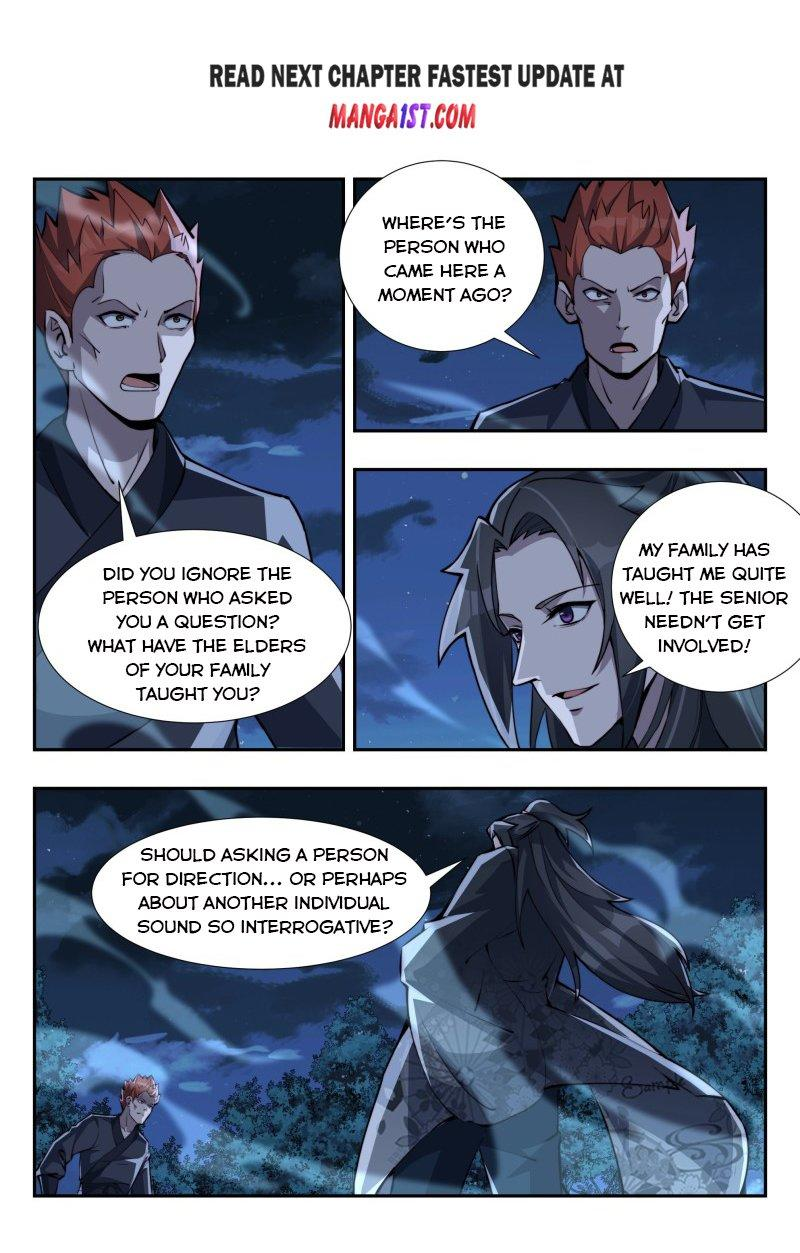 Otherworldly Evil Monarch Chapter 176 page 1 - Mangakakalots.com