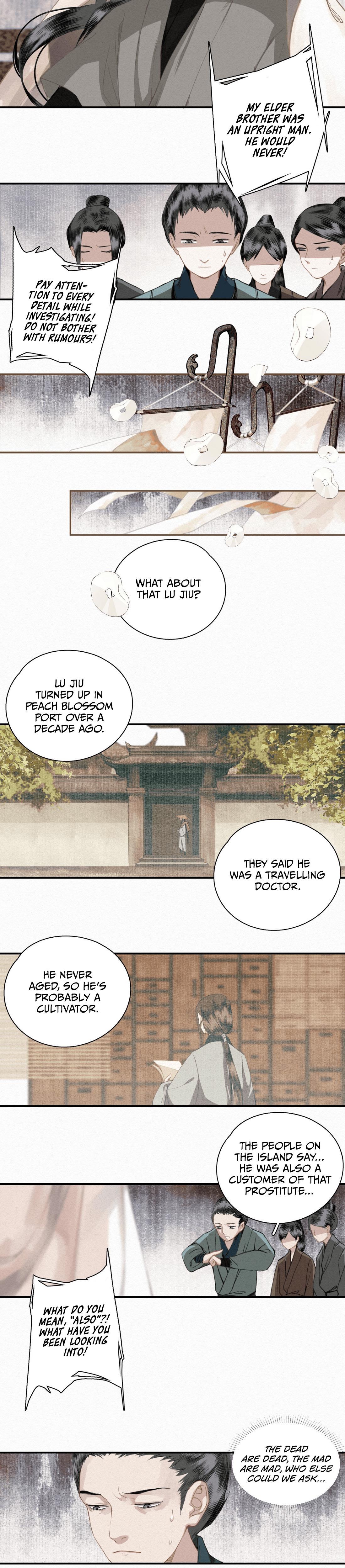 I Accidentally Saved The Jianghu'S Enemy Chapter 11: Rumours page 3 - Mangakakalots.com