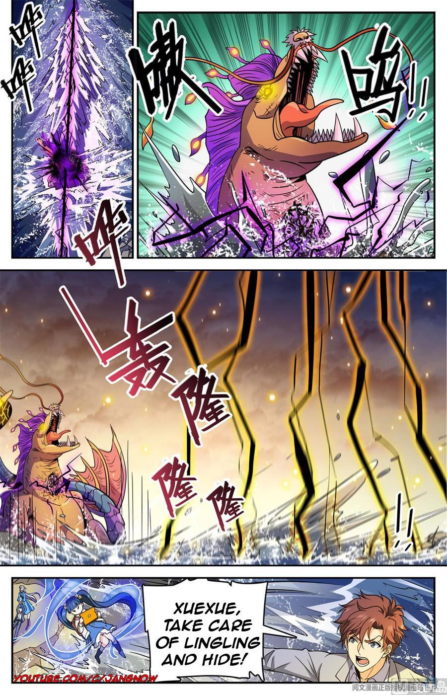 Versatile Mage Chapter 652 page 10 - Mangakakalots.com