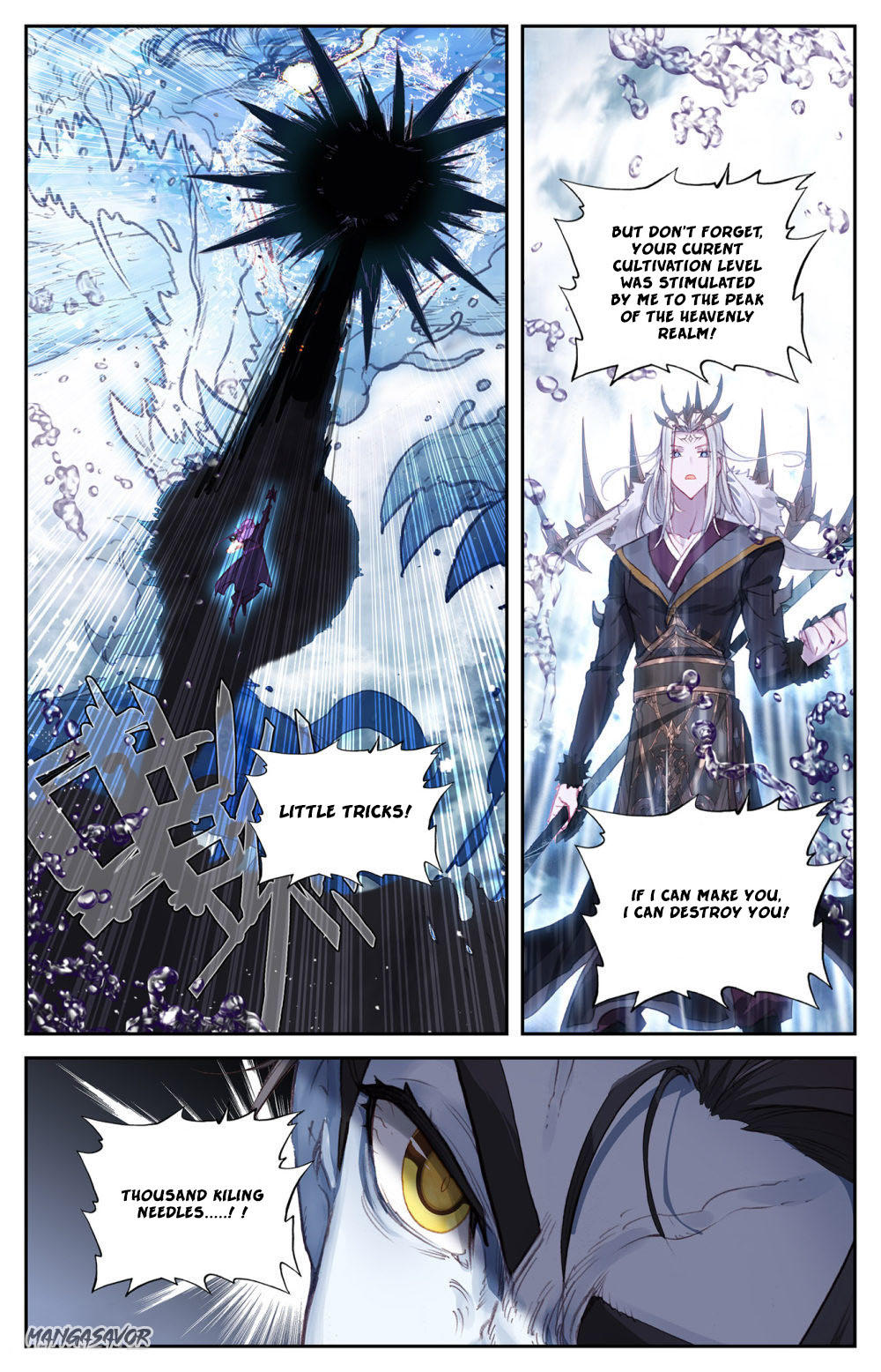 The Heaven's List Chapter 76: Mystery Of Birth page 2 - Mangakakalots.com
