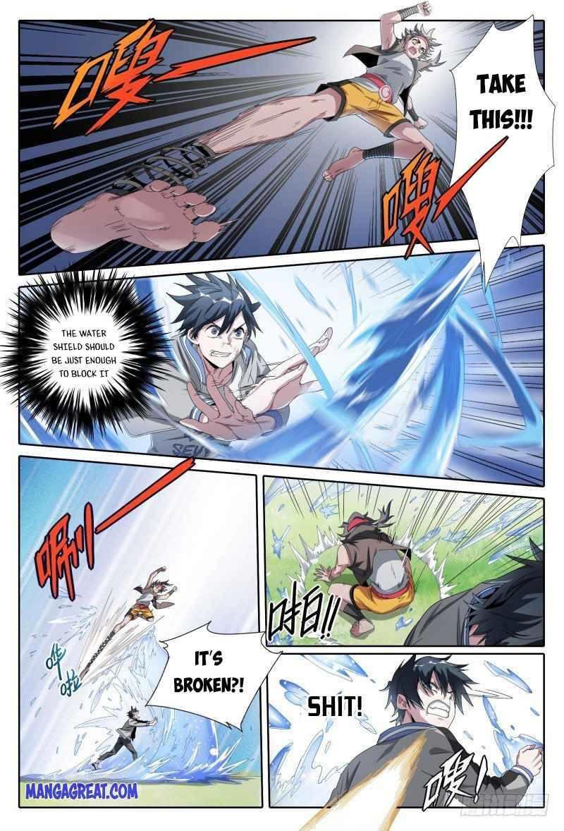 Supreme Spirit Master Chapter 47 page 11 - Mangakakalots.com