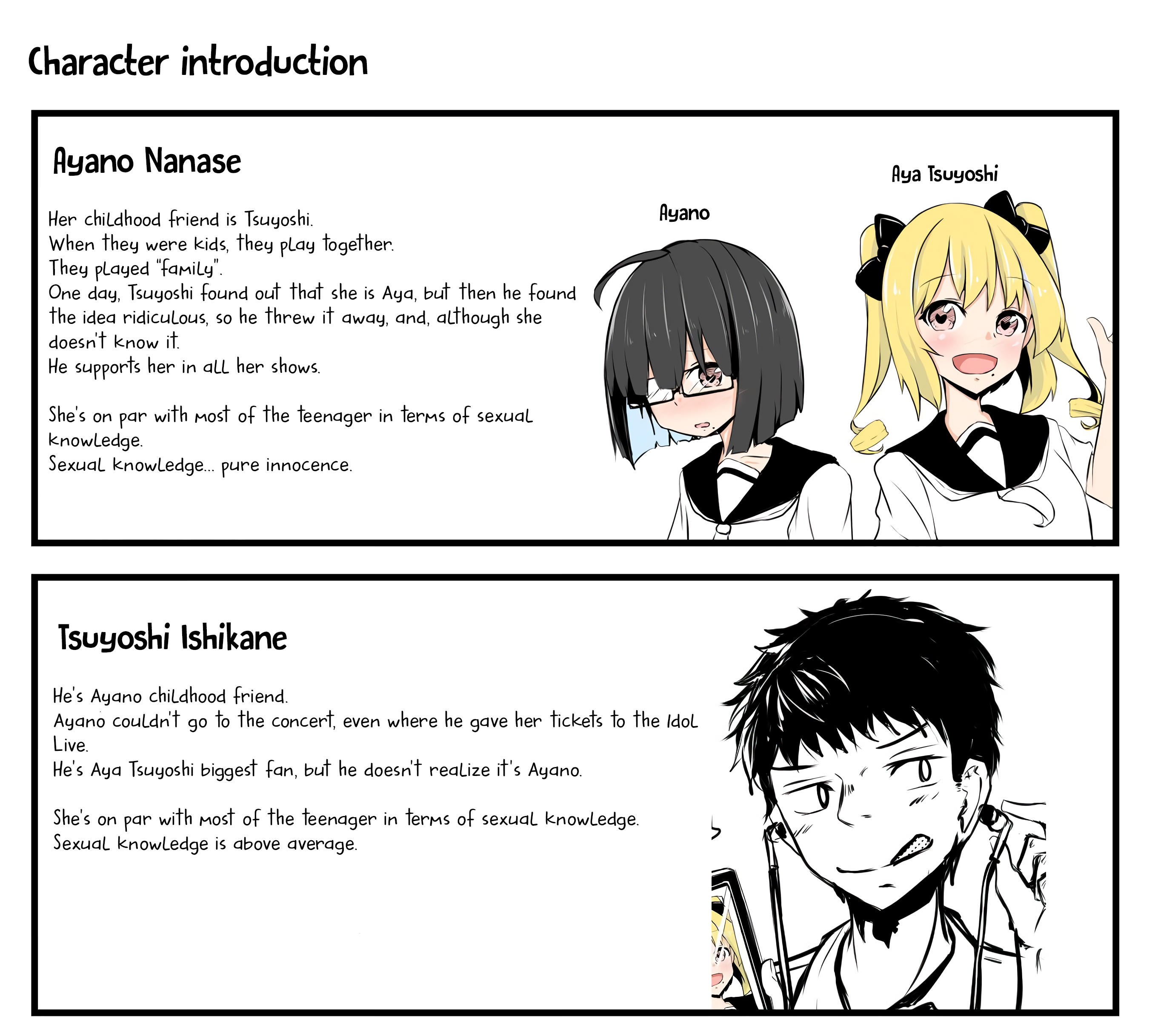 A Story About Wanting To Commit Suicide, But It's Scary So I Find A Yandere Girl To Kill Me, But It Doesn't Work Chapter 45: Extra 1 page 5 - Mangakakalots.com