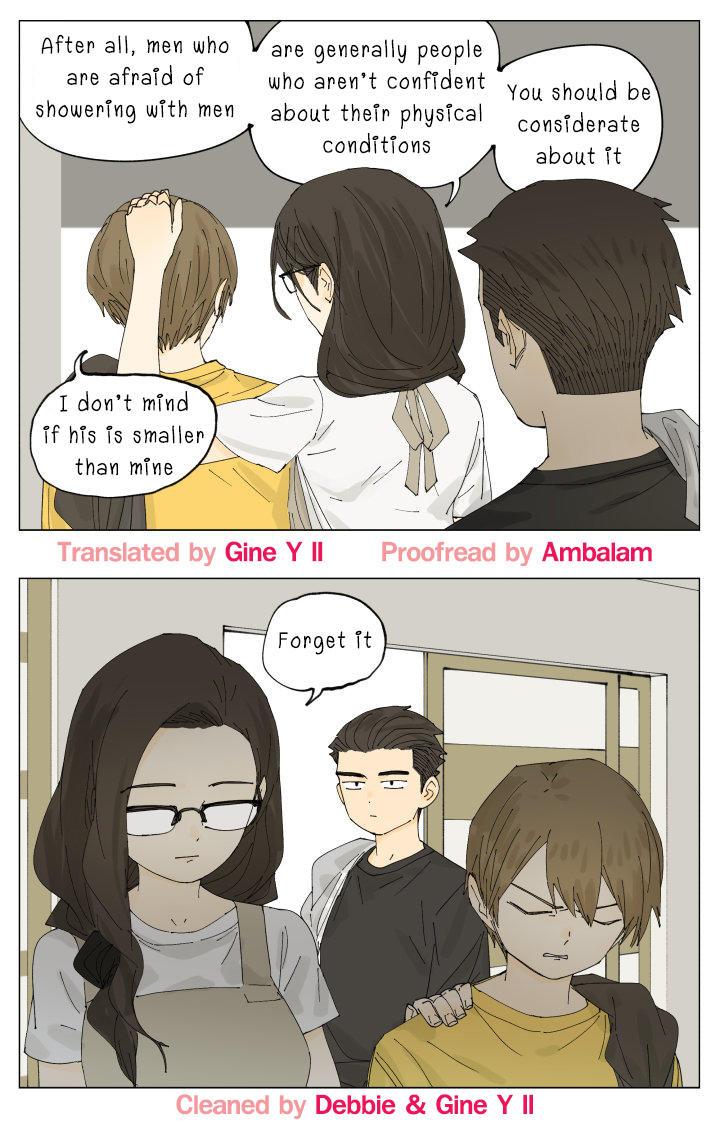 Nan Hao & Shang Feng Chapter 72: Taking A Shower page 8 - Mangakakalots.com