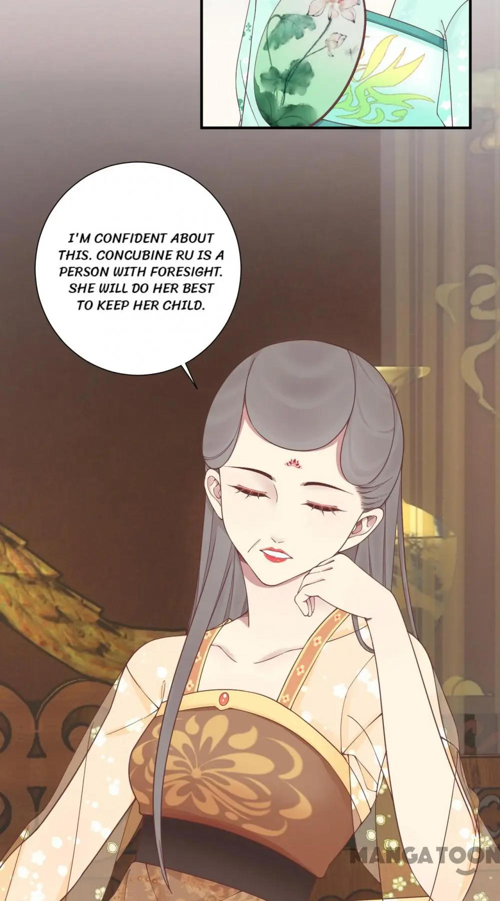 The Queen Is Busy Chapter 166 page 37 - Mangakakalots.com