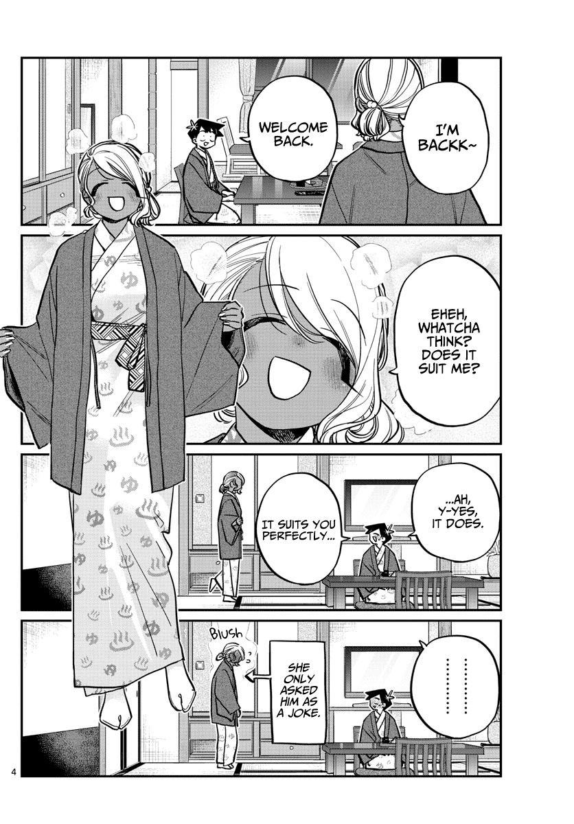 Komi-San Wa Komyushou Desu Chapter 264: Inn 2 page 4 - Mangakakalot