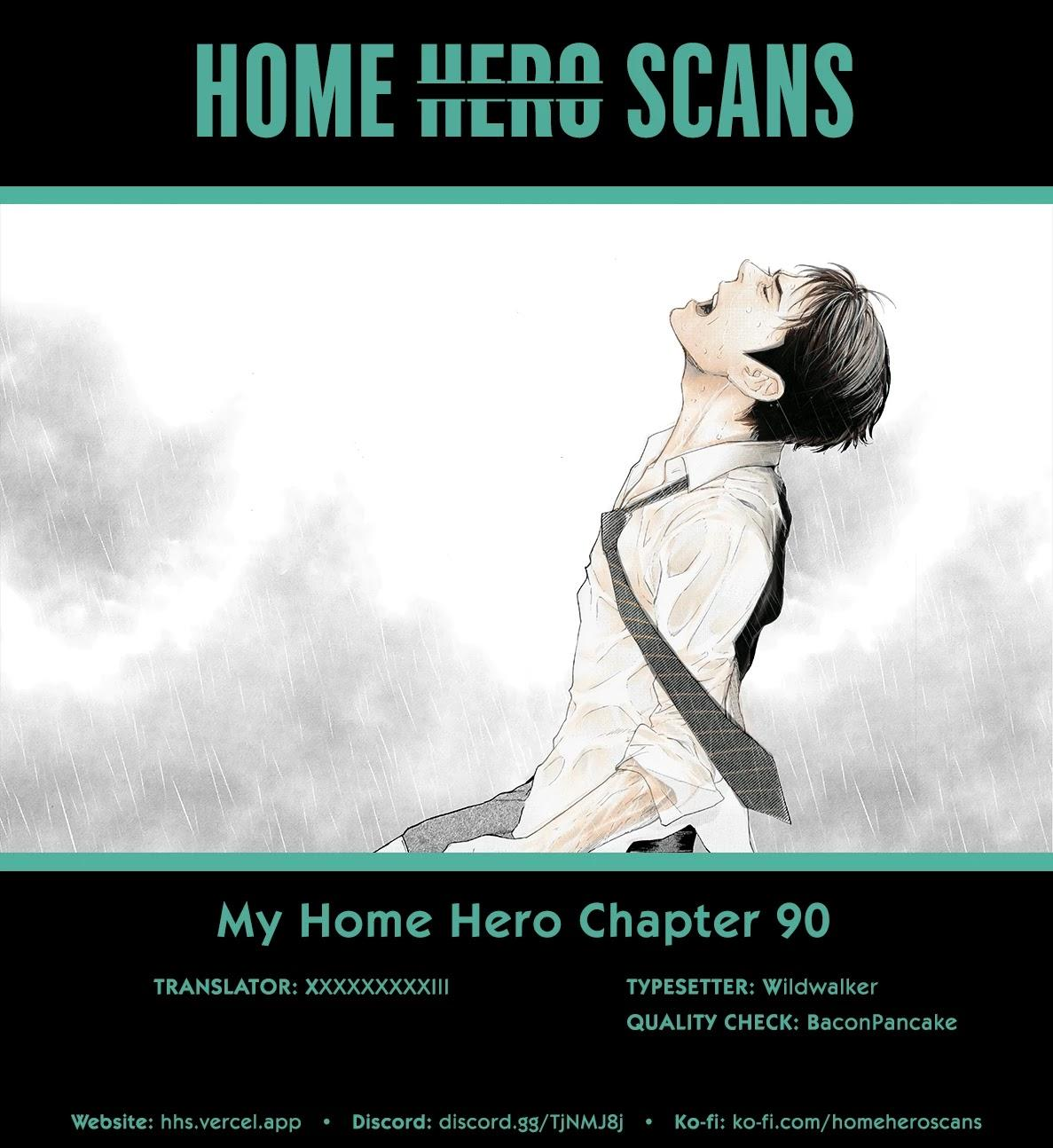 My Home Hero Chapter 90: The Founder page 23 - Mangakakalots.com