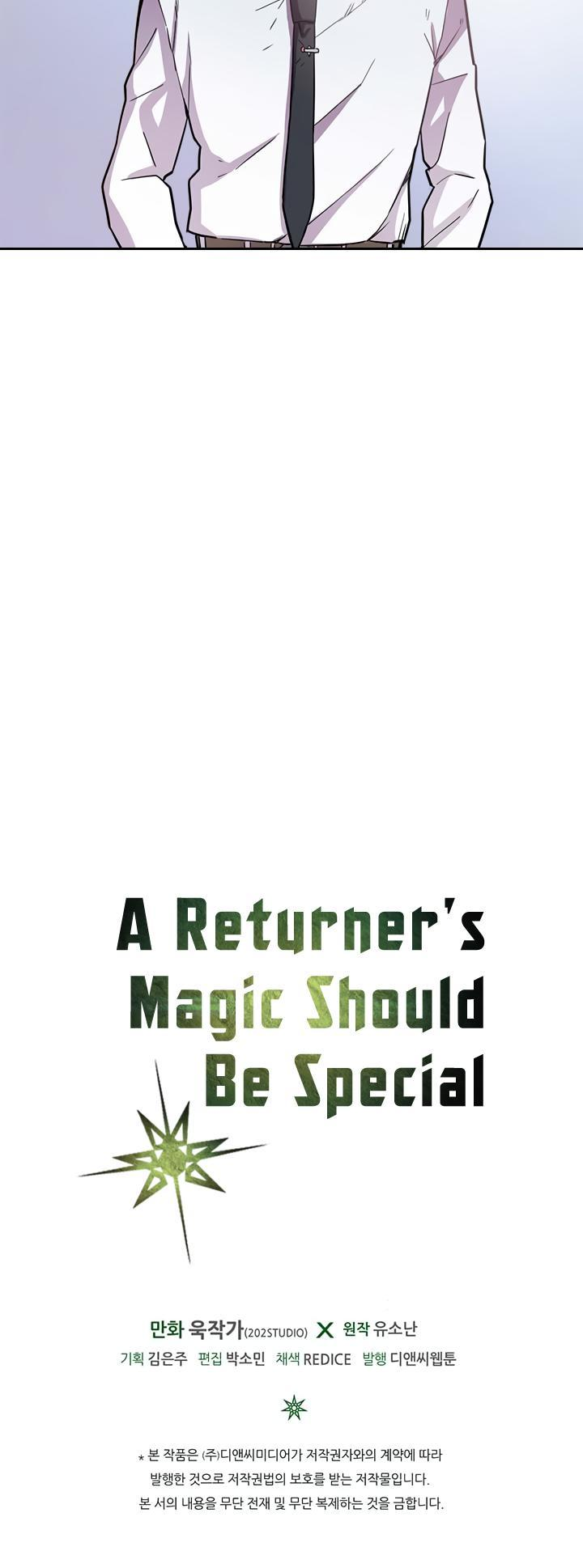 A Returner's Magic Should Be Special Chapter 21 page 29 - Mangakakalots.com