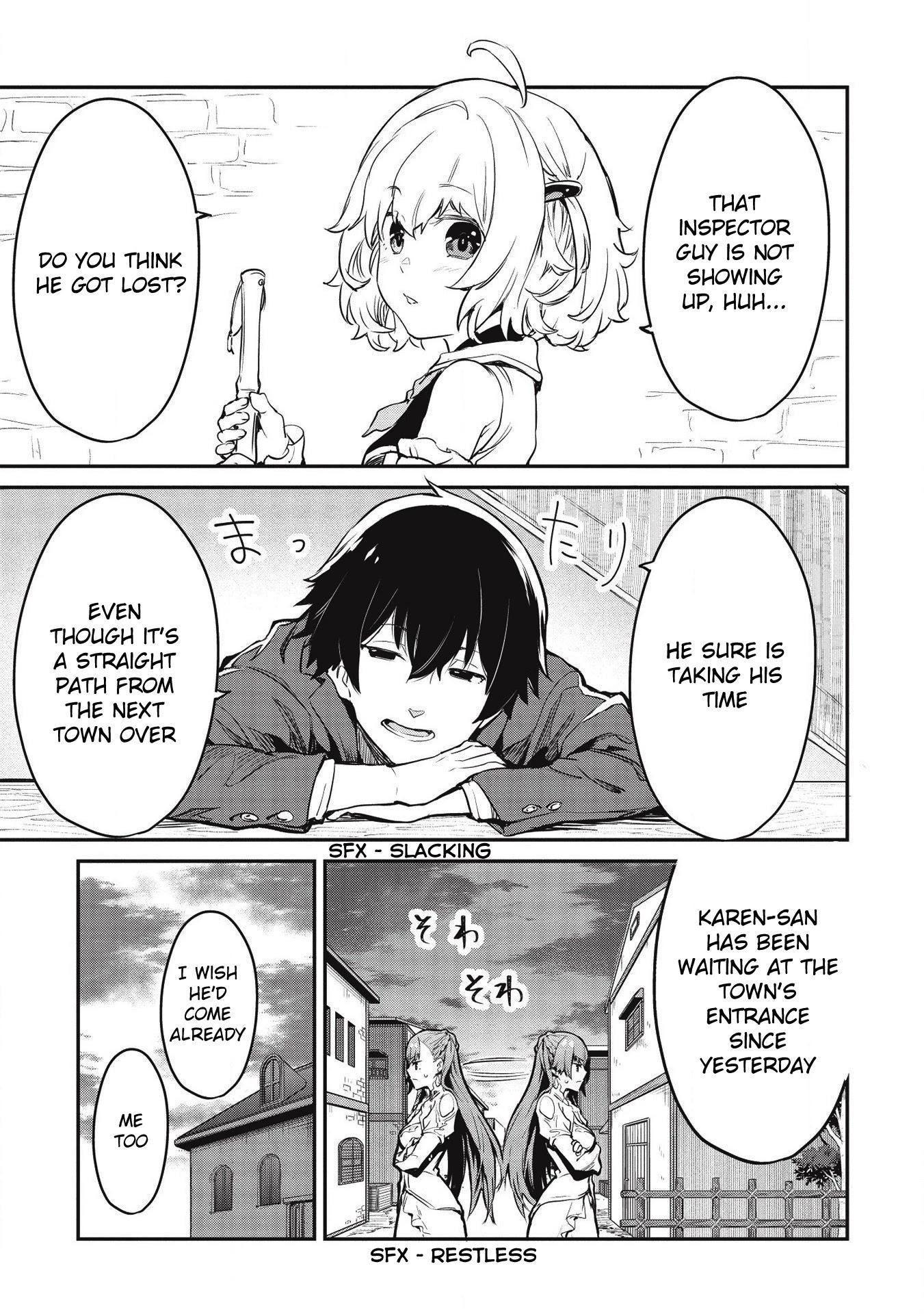 Itsudemo Jitaku Ni Kaerareru Ore Wa, Isekai De Gyoushounin O Hajimemashita Chapter 15 page 2 - Mangakakalots.com