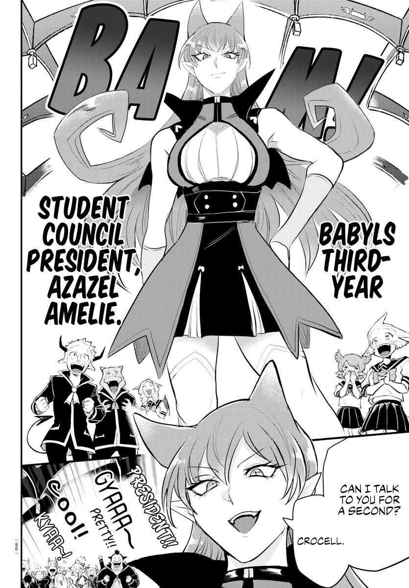 Mairimashita! Iruma-Kun Chapter 215: A New Year Starts page 14 - Mangakakalots.com