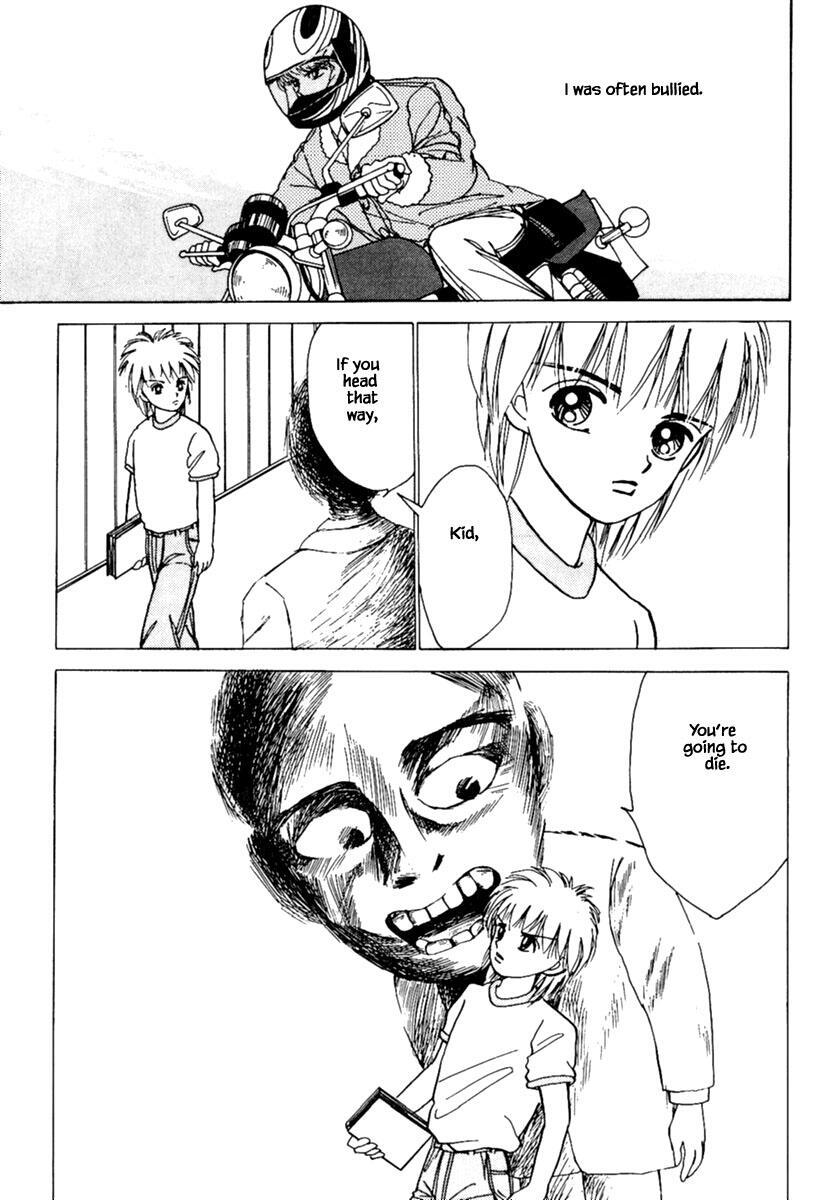 Shi To Kanojo To Boku Chapter 7.1 page 19 - Mangakakalots.com