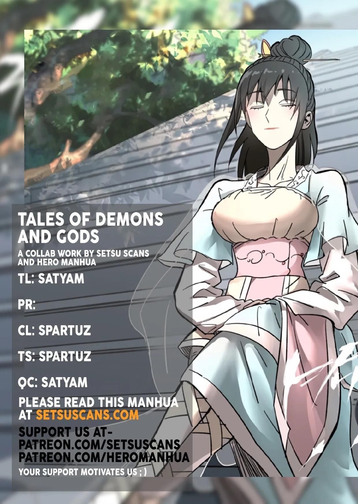 Tales Of Demons And Gods Chapter 347.5 page 1 - Mangakakalots.com