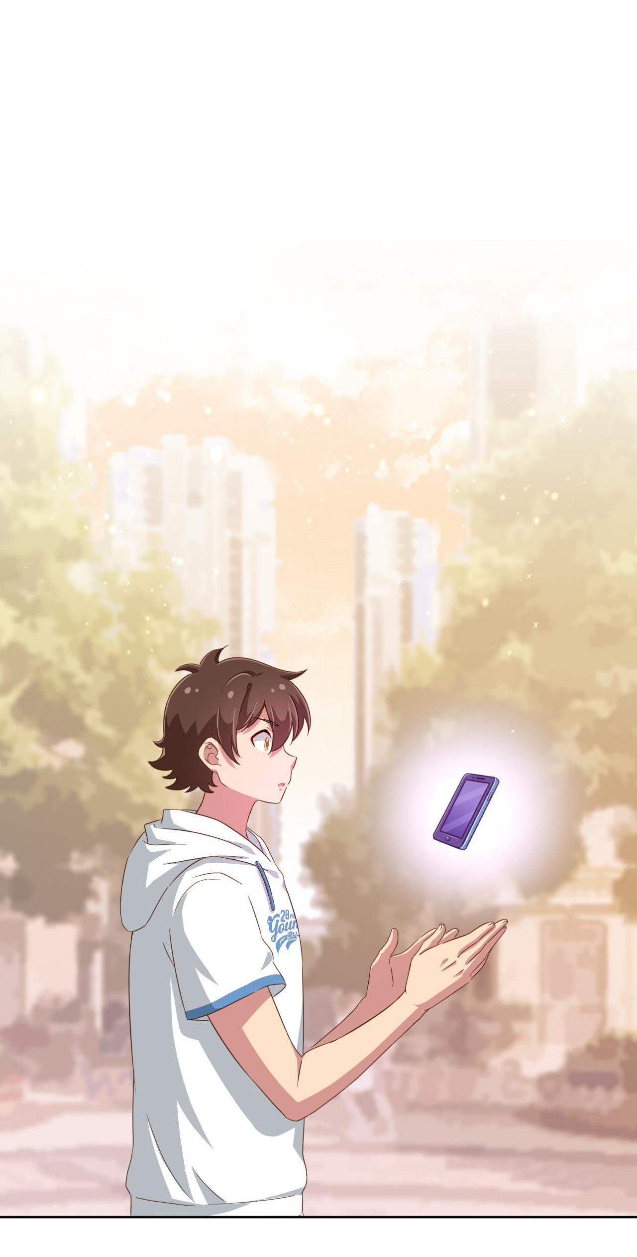God Gave Me This Awkward Superpower, What Is It For? Chapter 21: Childhood Friend Vs Cell Phone page 41 - Mangakakalots.com