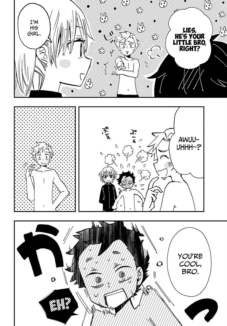 Hajimete No Suwa-San Chapter 11: The First Ocean 2 page 12 - Mangakakalots.com
