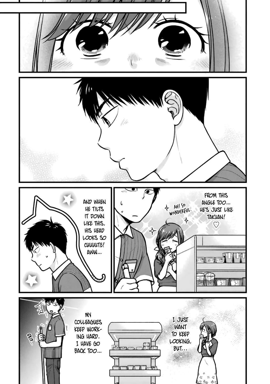 5 Minutes With You At A Convenience Store Chapter 19 page 3 - Mangakakalots.com