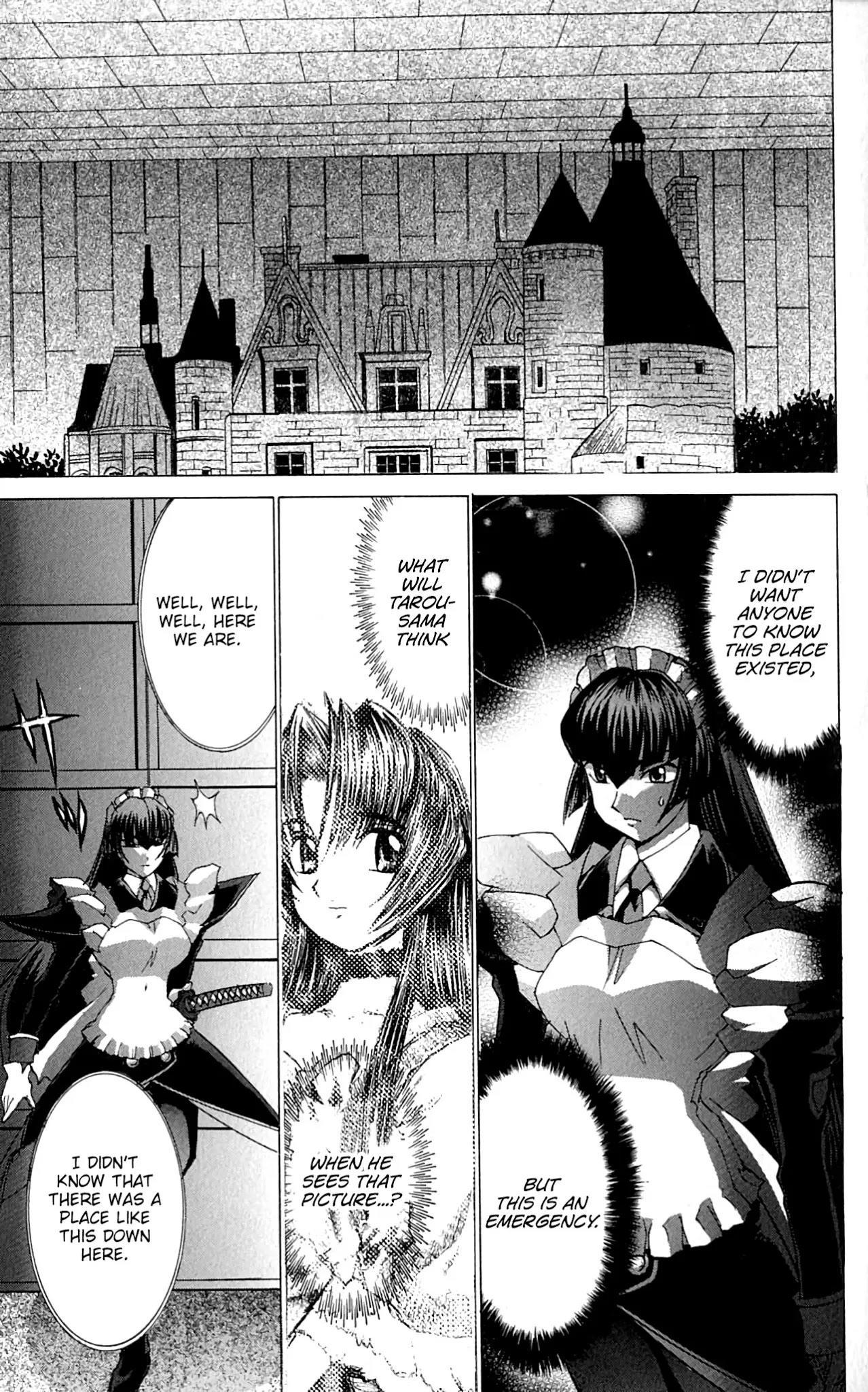 Hanaukyo Maid Tai Chapter 44 page 18 - Mangakakalots.com