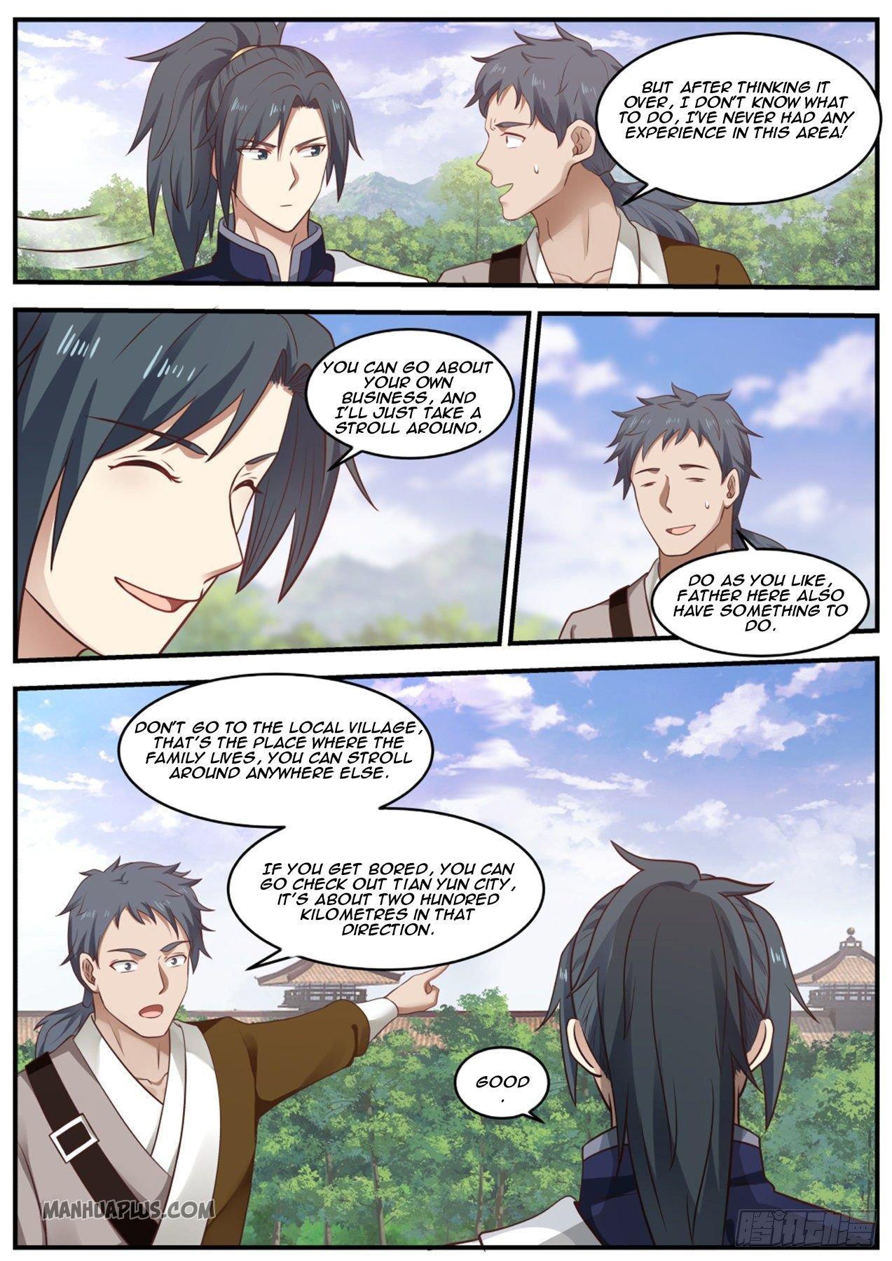 Martial Peak Chapter 986 page 12 - Mangakakalots.com