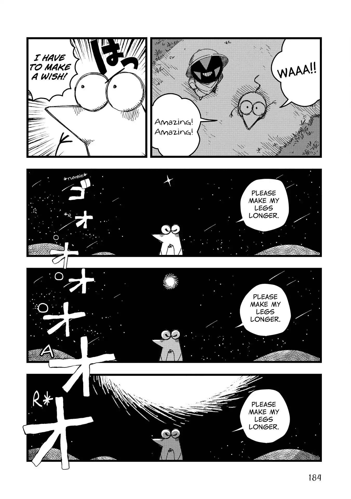 Rojica To Rakkasei Chapter 8: The Day The Star Fell page 9 - Mangakakalots.com