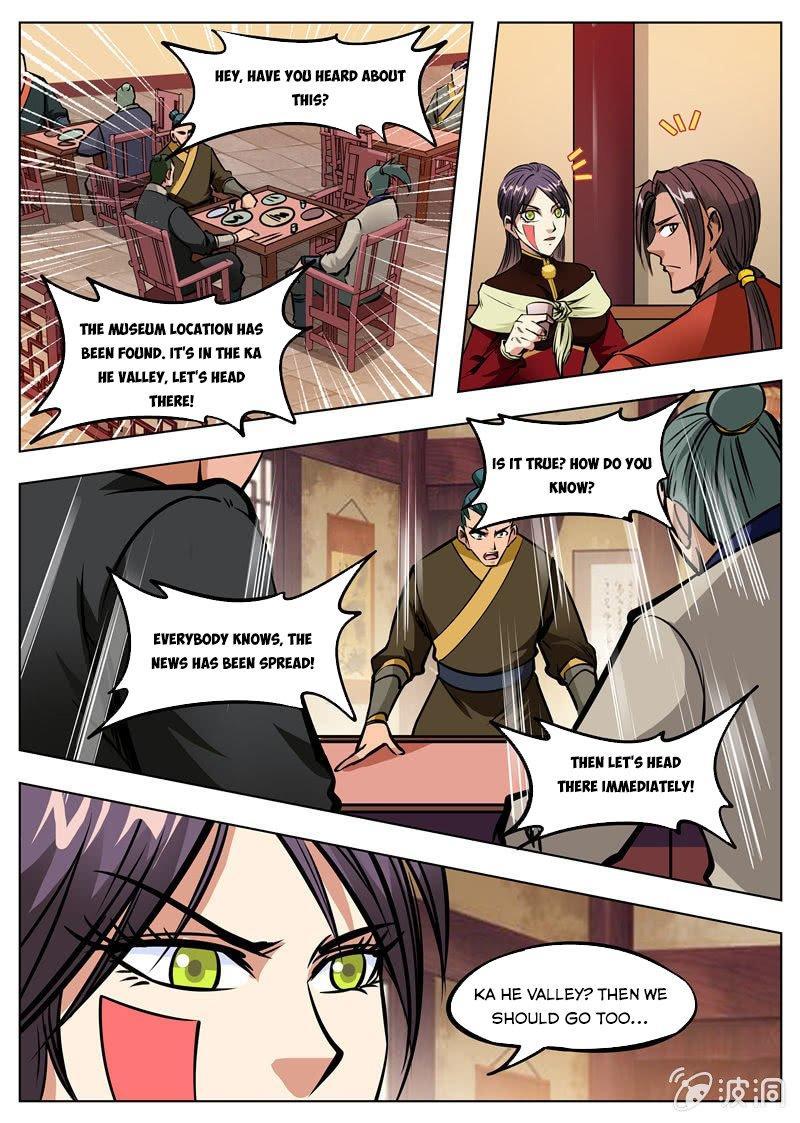 Greatest Sword Immortal Chapter 166.1 page 9 - Mangakakalots.com