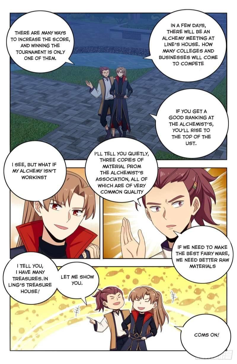 Strongest Anti M.e.t.a Chapter 390 page 8 - Mangakakalots.com