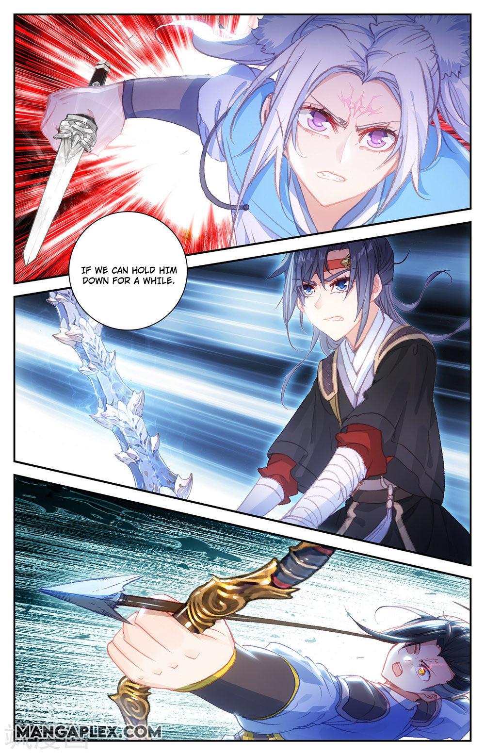 The Heaven's List Chapter 60.5: Three Brothers (2) page 7 - Mangakakalots.com