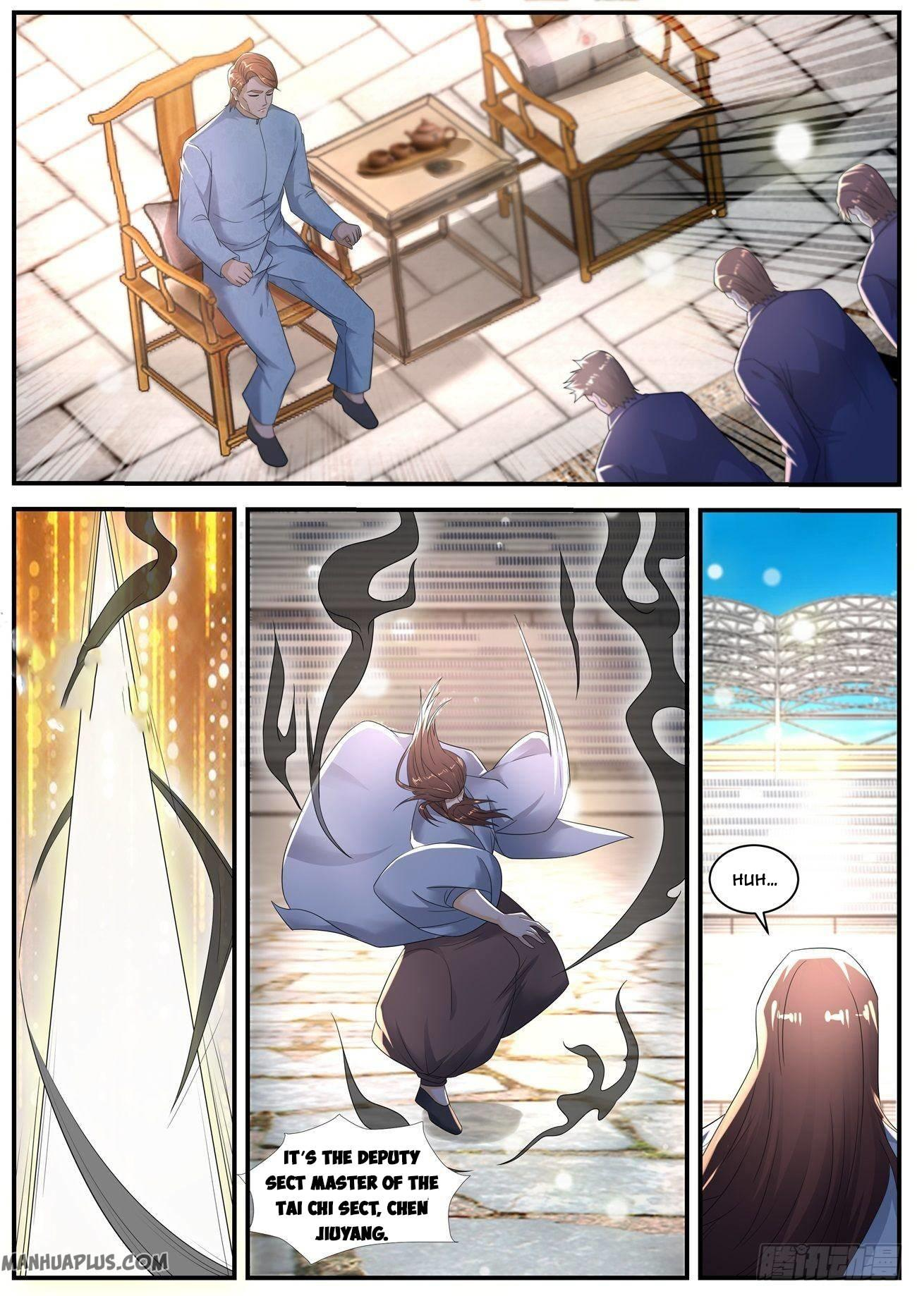 Rebirth Of The Urban Immortal Cultivator Chapter 568 page 4 - Mangakakalots.com