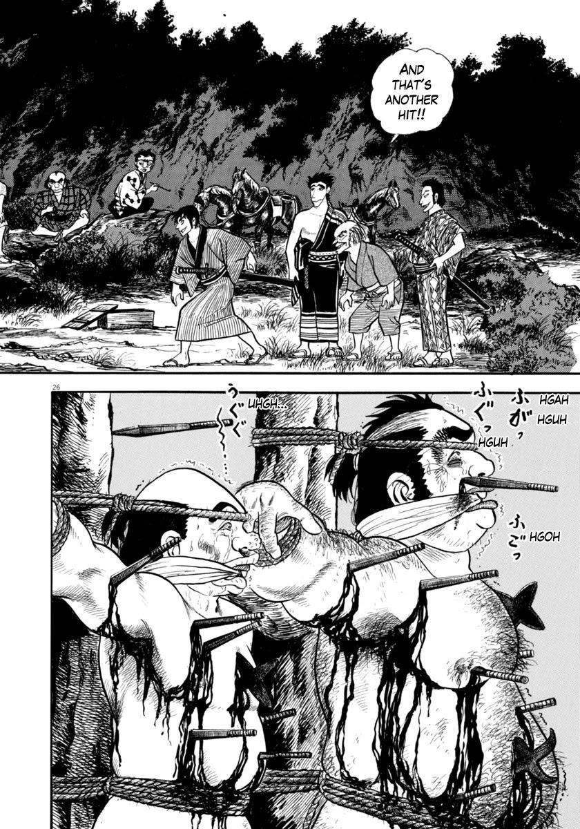 Azumi Chapter 297 page 26 - Mangakakalots.com