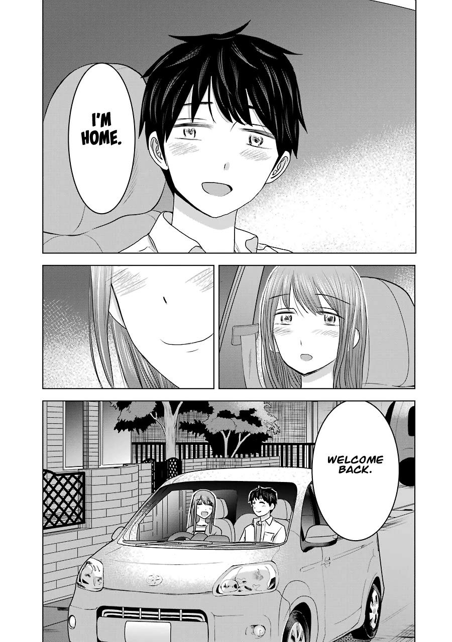 I Want Your Mother To Be With Me! Chapter 27 page 25 - Mangakakalots.com