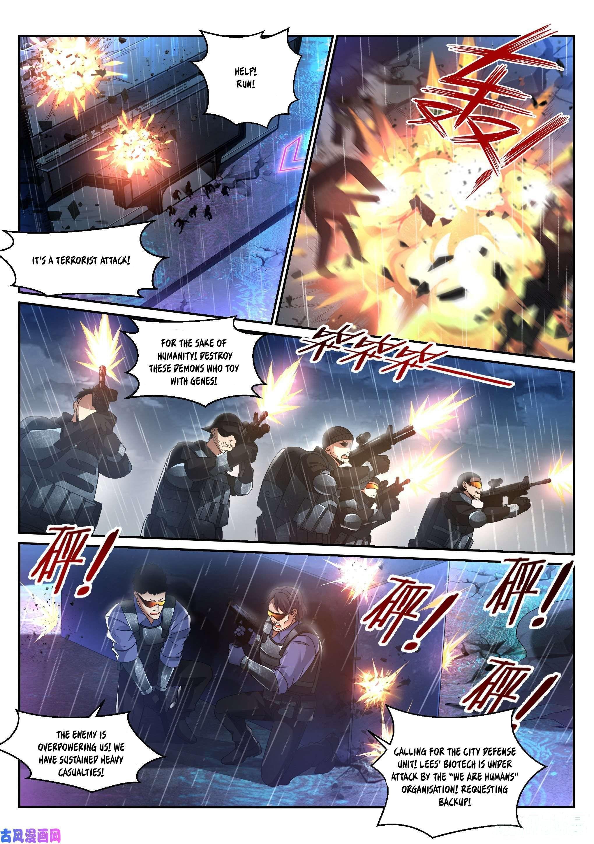 Eclipse Walker Chapter 12 page 11 - Mangakakalots.com