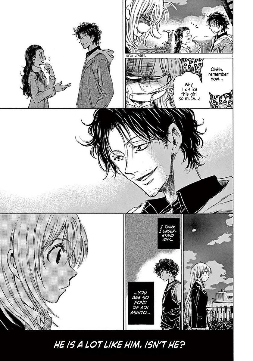 Ao Ashi Vol.4 Chapter 35: Hana's Recollectiom page 7 - Mangakakalots.com
