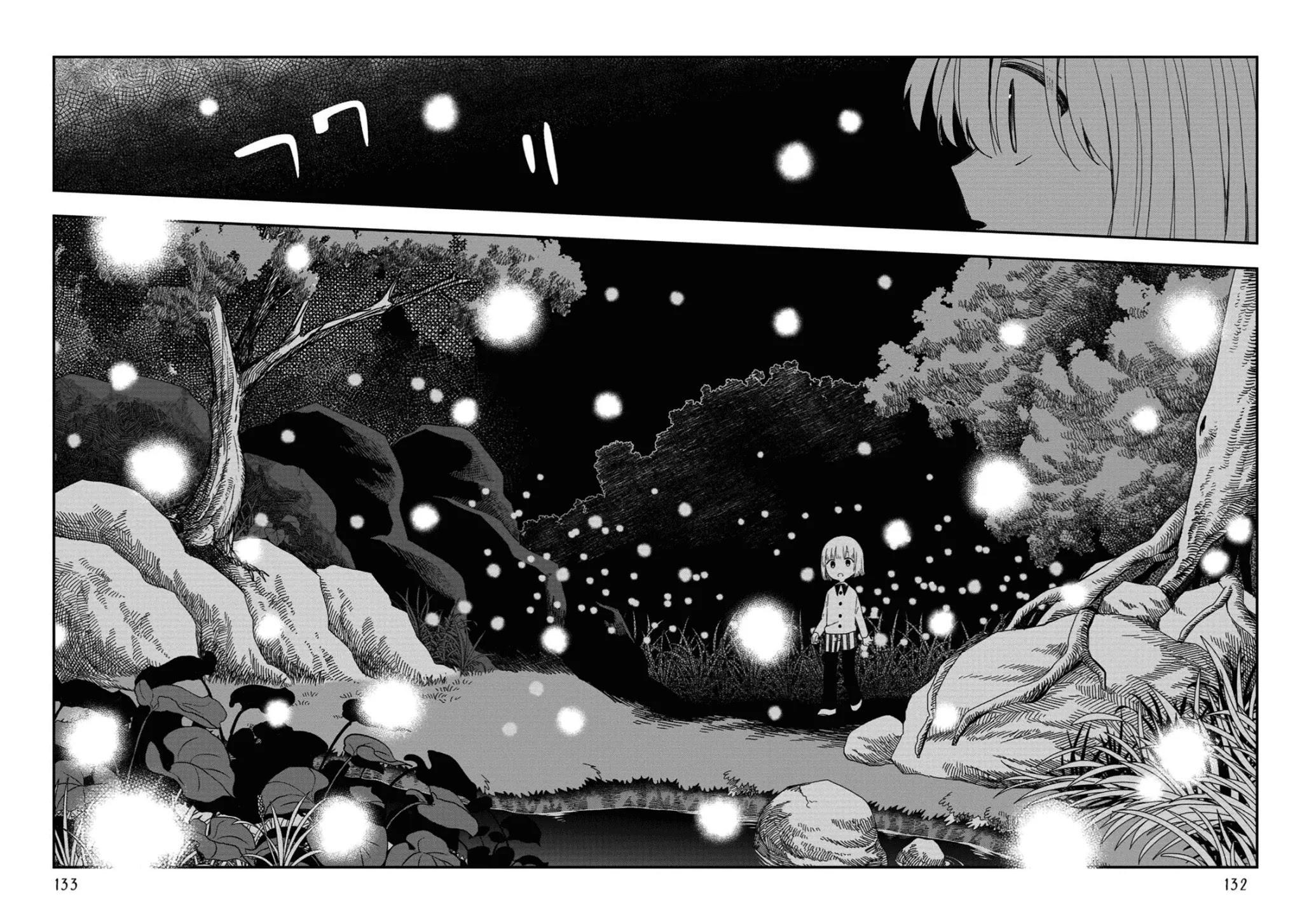 Rojica To Rakkasei Chapter 24: Among The Fireflies page 20 - Mangakakalots.com