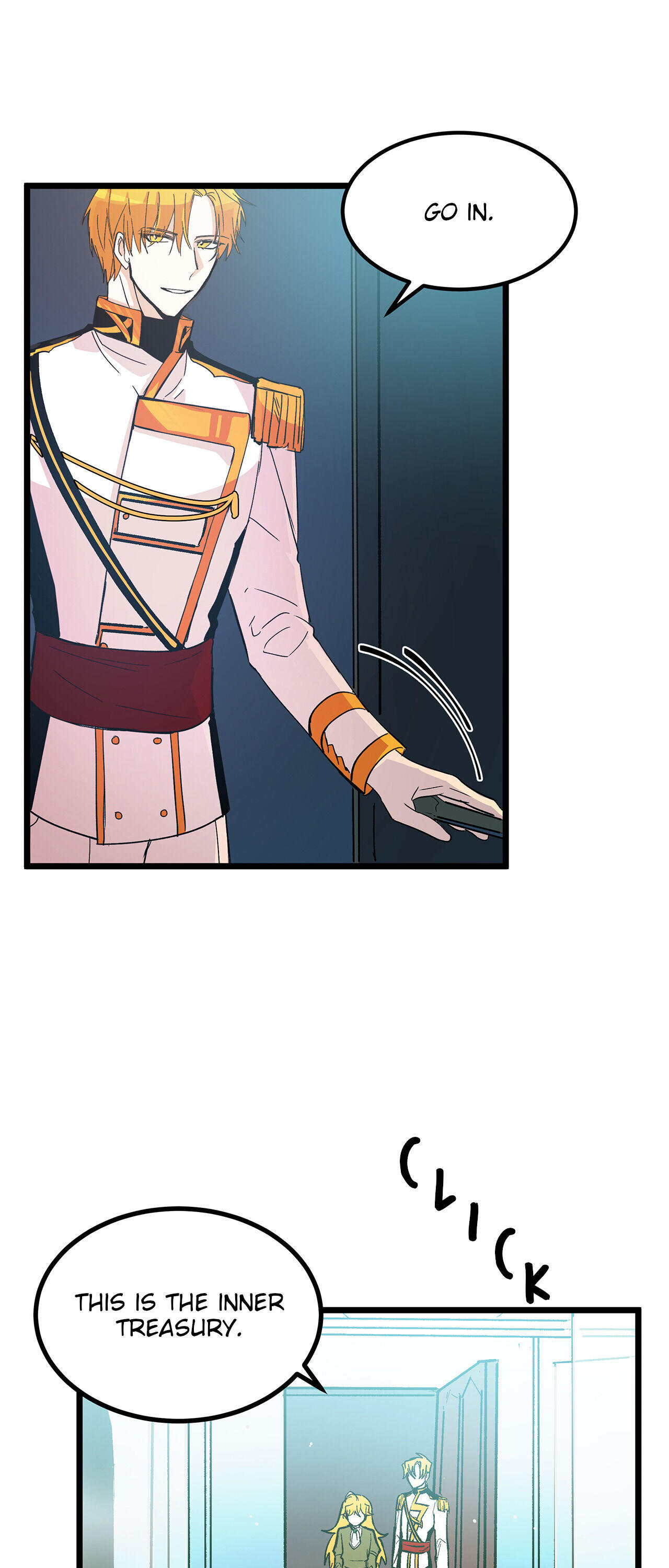 Living As The Emperor's Fiancé Chapter 34 page 4 - Mangakakalots.com