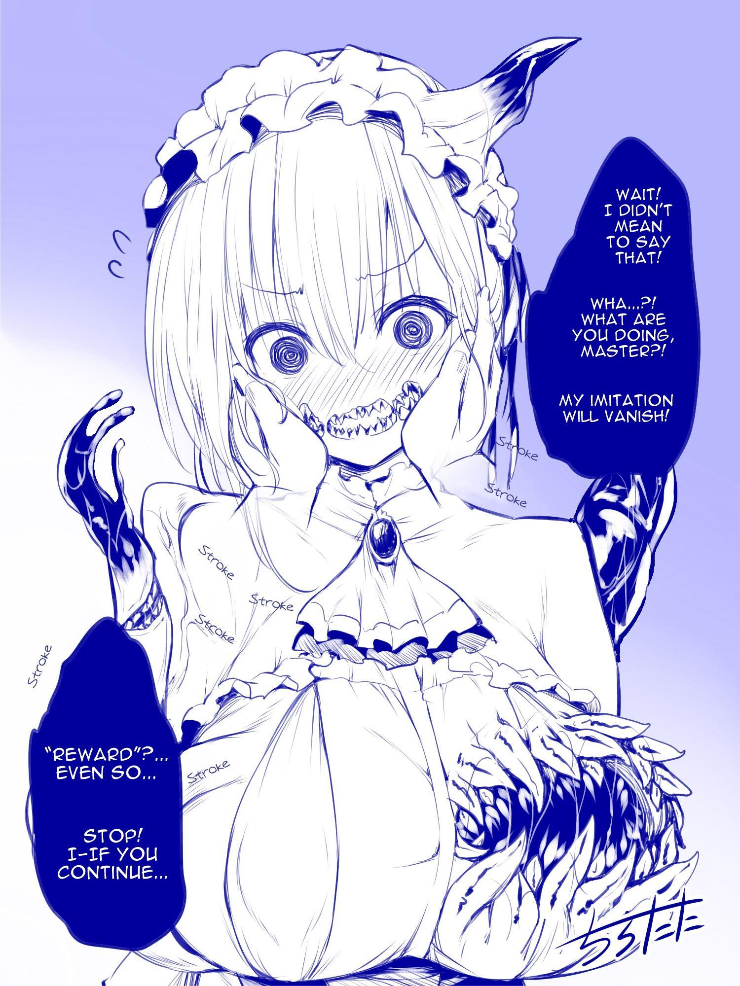 Mimic Girl Chapter 3 page 3 - Mangakakalots.com