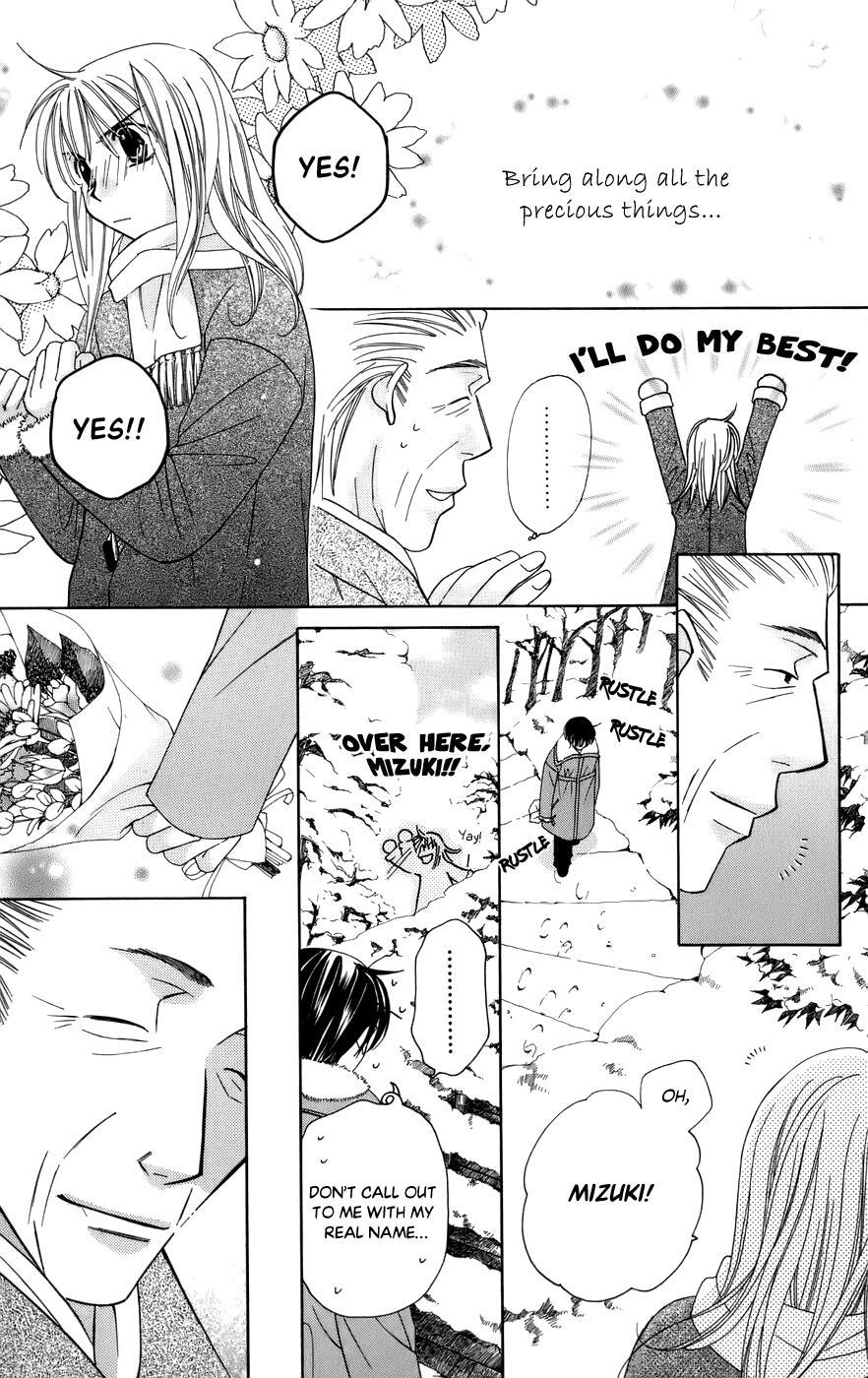 Platinum Garden Chapter 61 page 22 - Mangakakalots.com