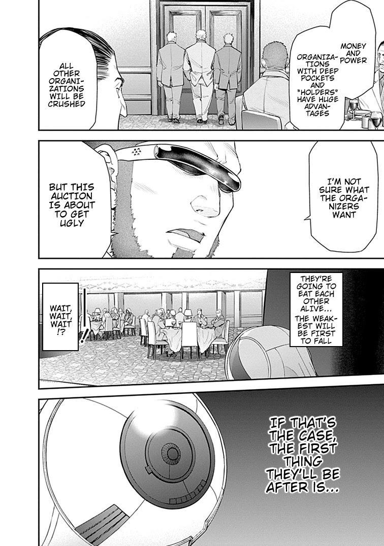 Ex-Arm Chapter 37: Monster's Jail page 26 - Mangakakalots.com