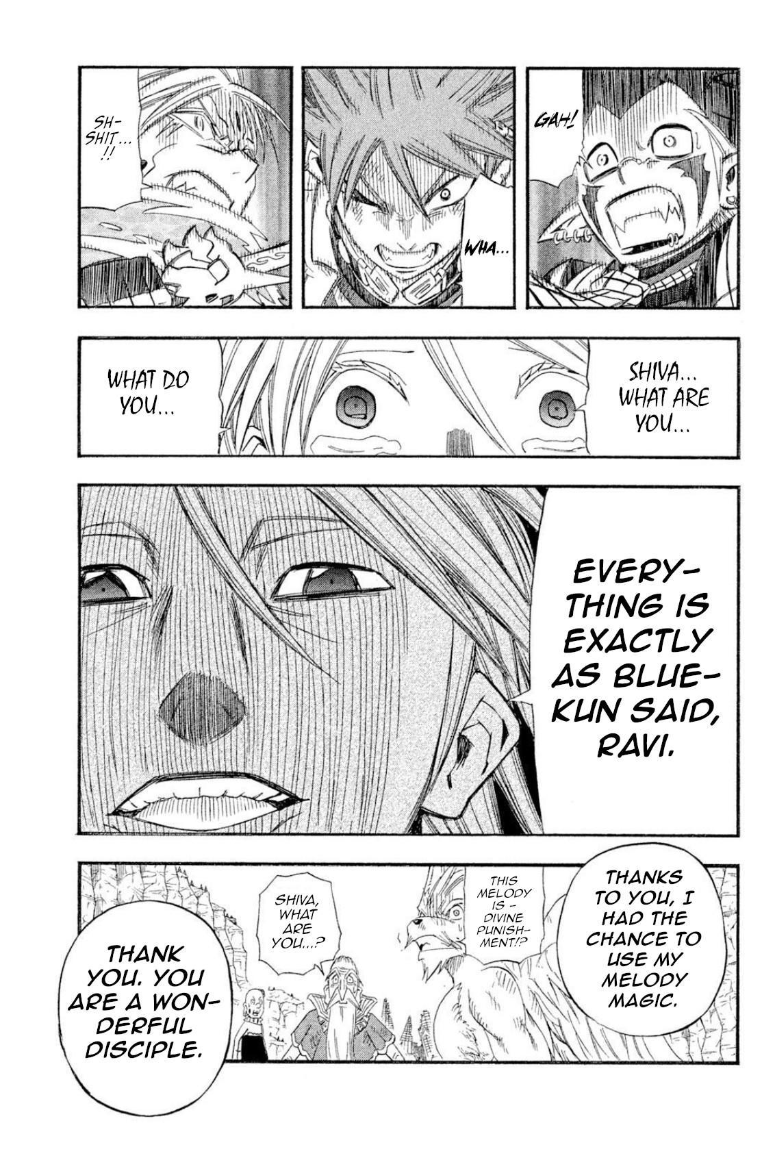 Buster Keel! Chapter 43: Shadowy Soloist (Part 1) page 24 - Mangakakalots.com