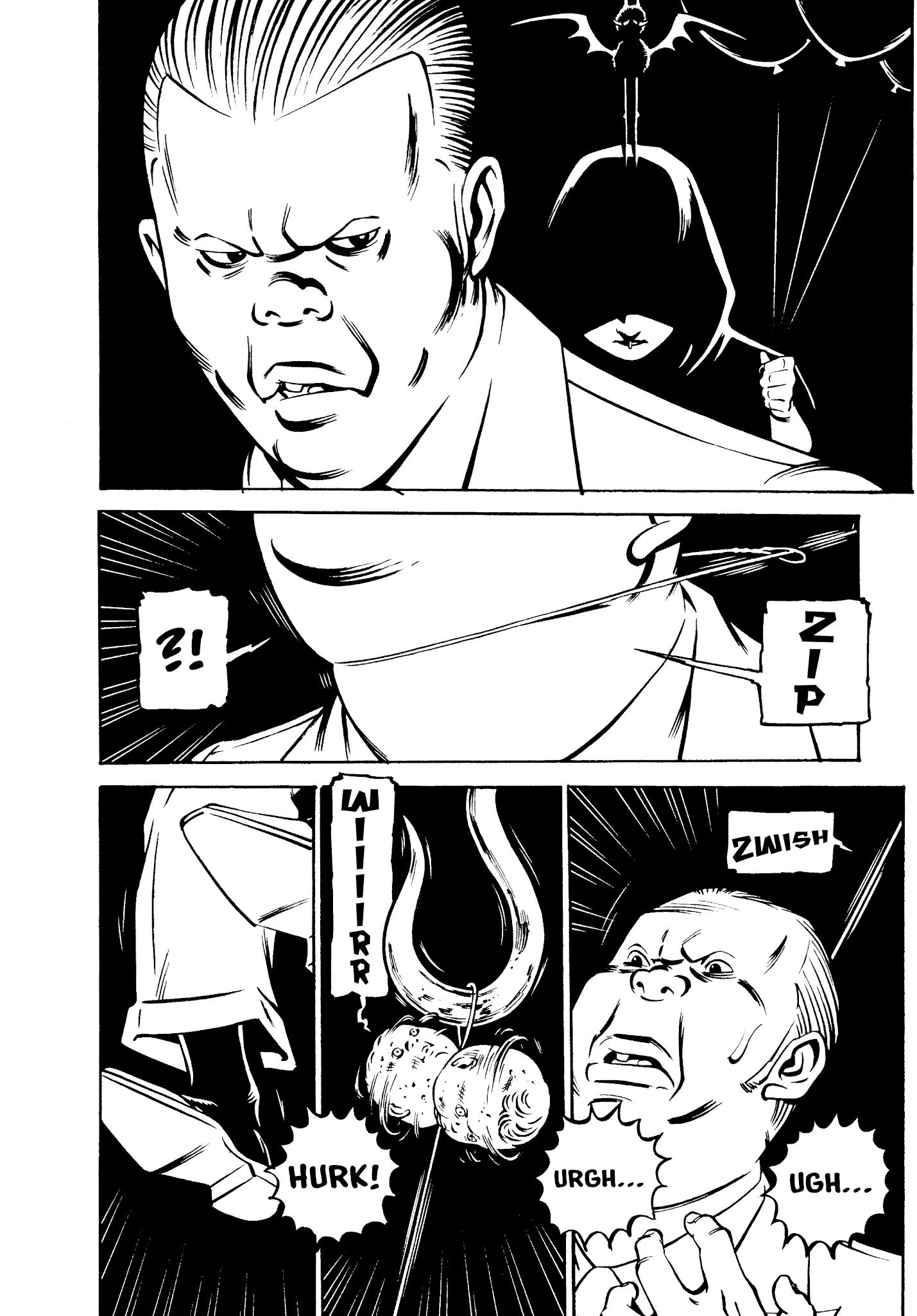 Deathco Chapter 12: The Playground (2) page 10 - Mangakakalots.com