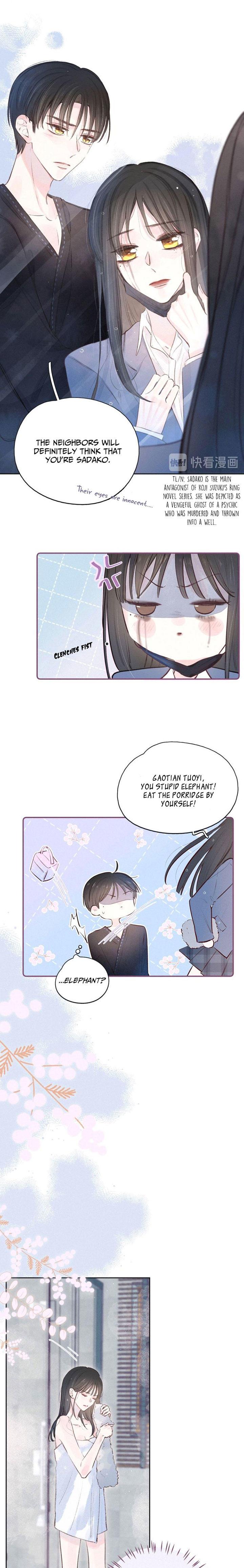 Hydrangea Melancholy Chapter 9 page 10 - Mangakakalots.com