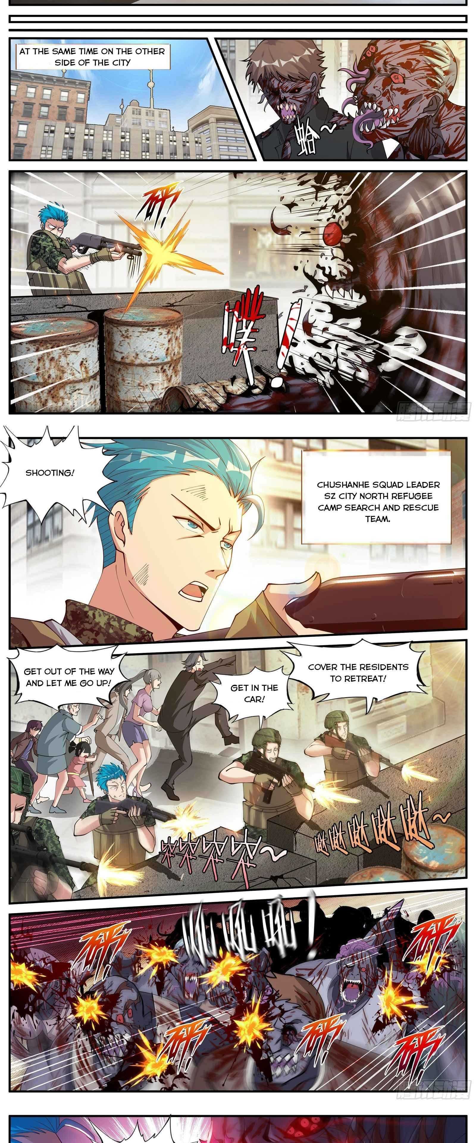 I Have An Apocalyptic Dungeon Chapter 49 page 7 - Mangakakalots.com