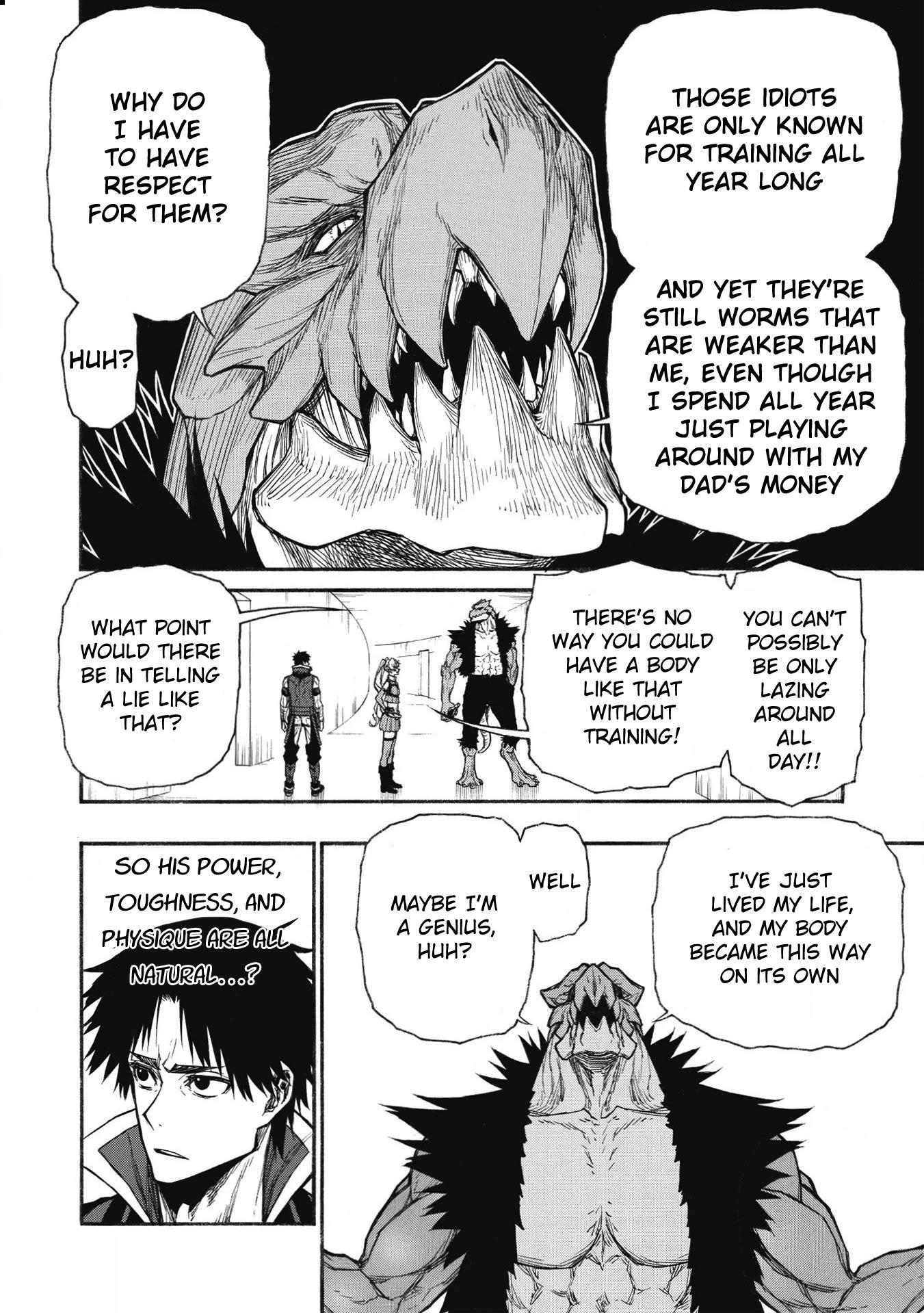 Shinmai Ossan Bouken-Sha, Saikyou Paati Ni Shinu Hodo Kitae Rarete Muteki Ni Naru Chapter 20 page 31 - Mangakakalots.com
