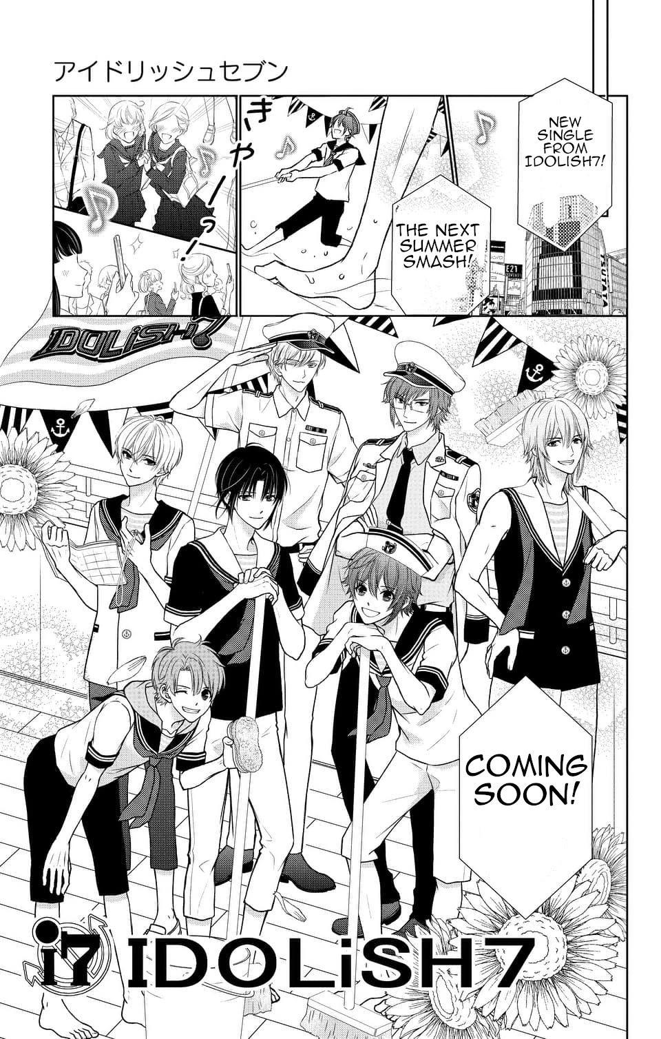 Idolish7 Chapter 12 page 5 - Mangakakalots.com