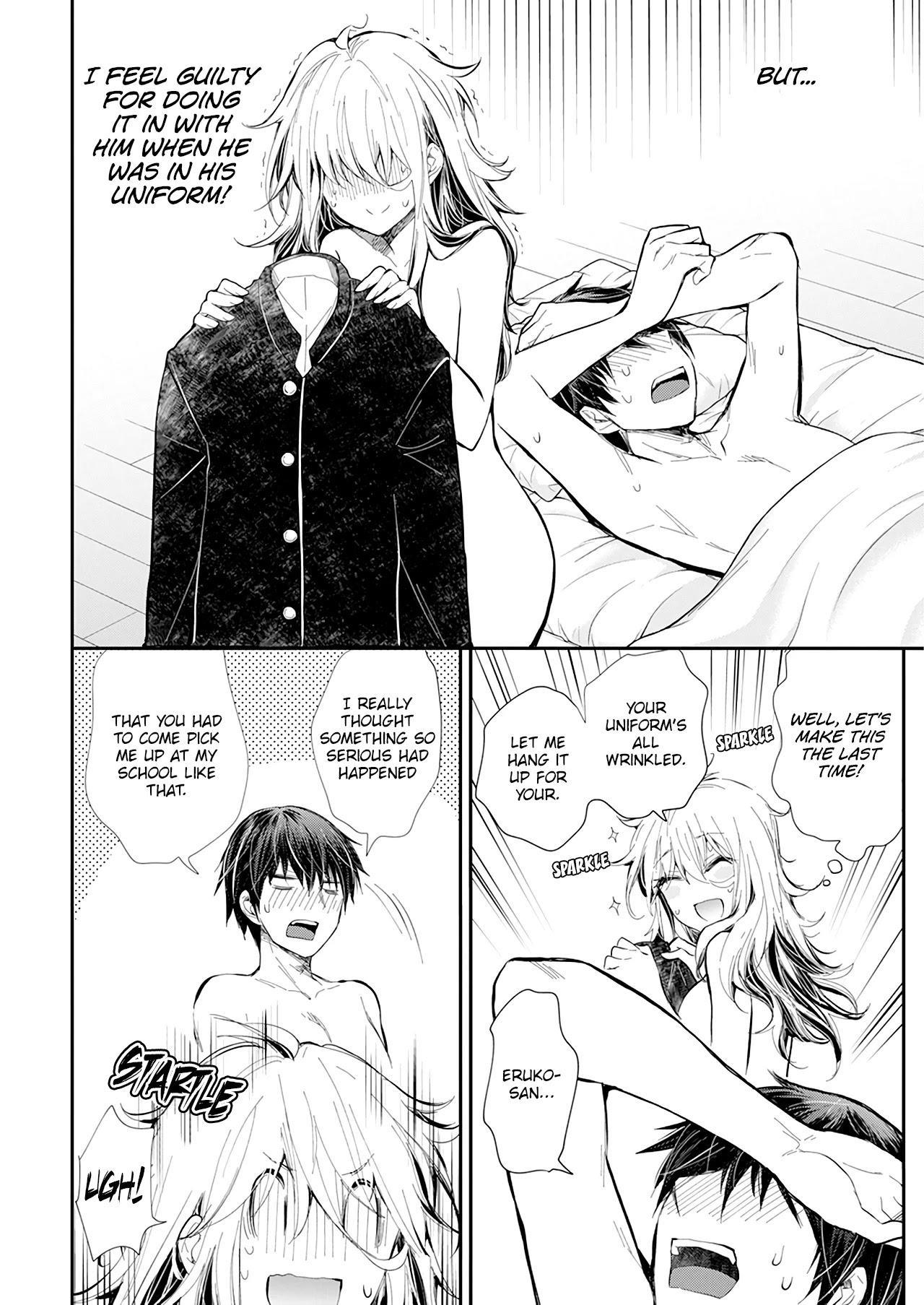 Shingeki No Eroko-San Chapter 29 page 20 - Mangakakalots.com