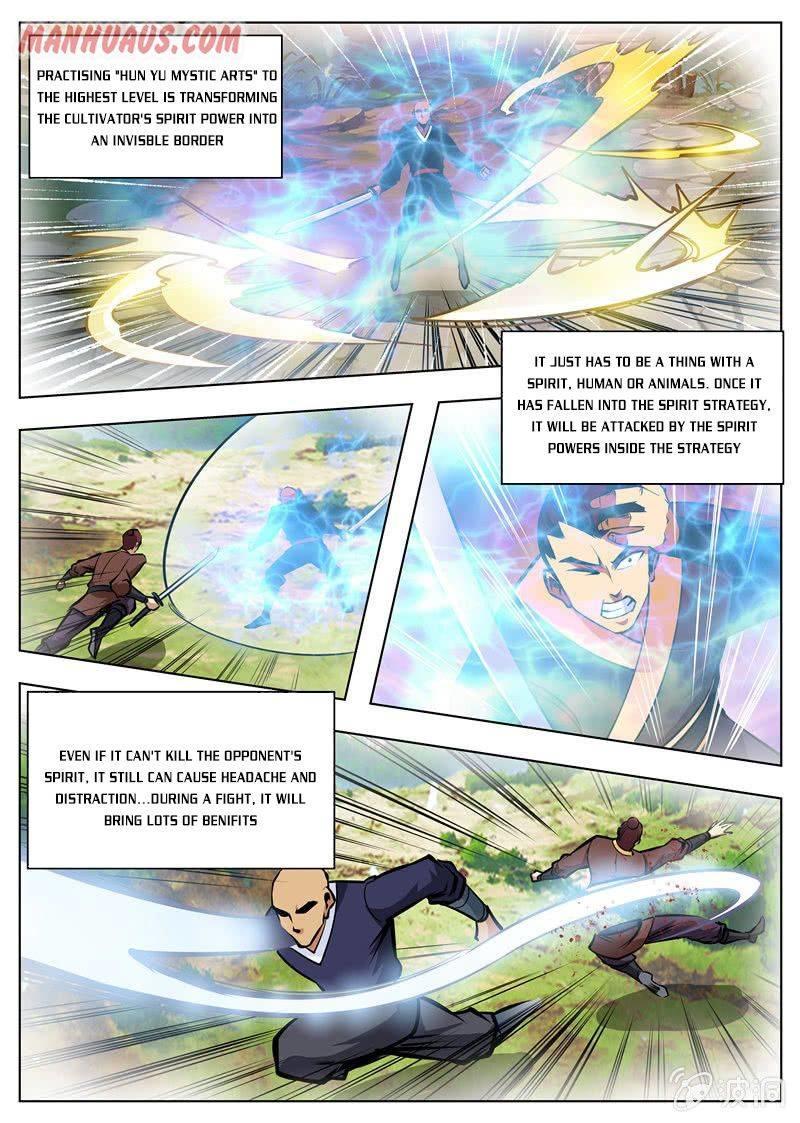 Greatest Sword Immortal Chapter 166.1 page 1 - Mangakakalots.com