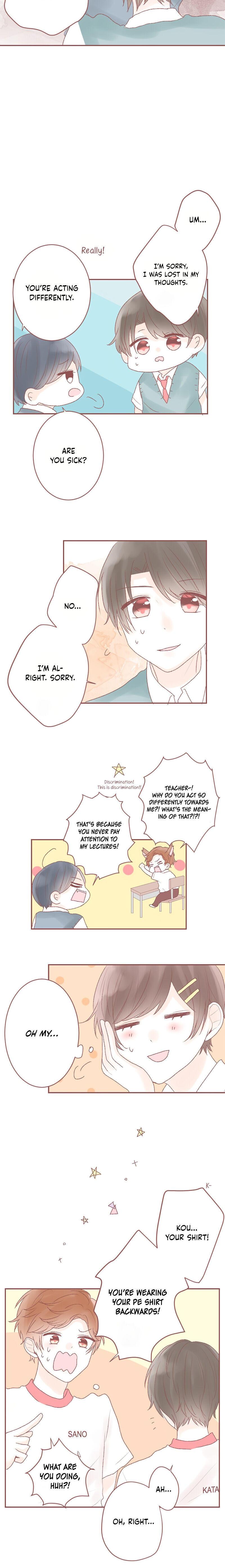 You And I Chapter 19 page 8 - Mangakakalots.com