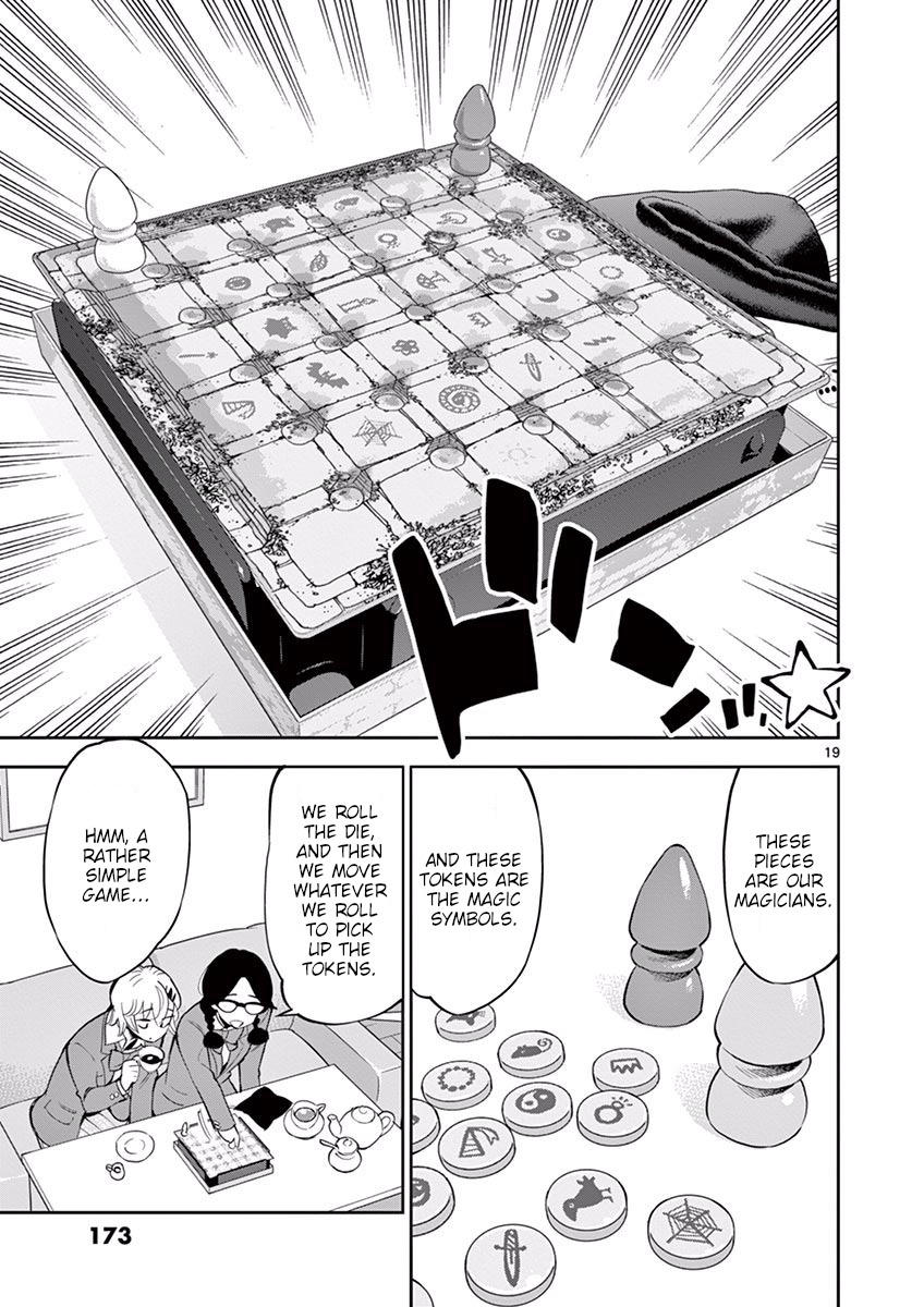 After School Dice Club Vol.8 Chapter 50: The Magic That Binds Us Together page 19 - Mangakakalots.com