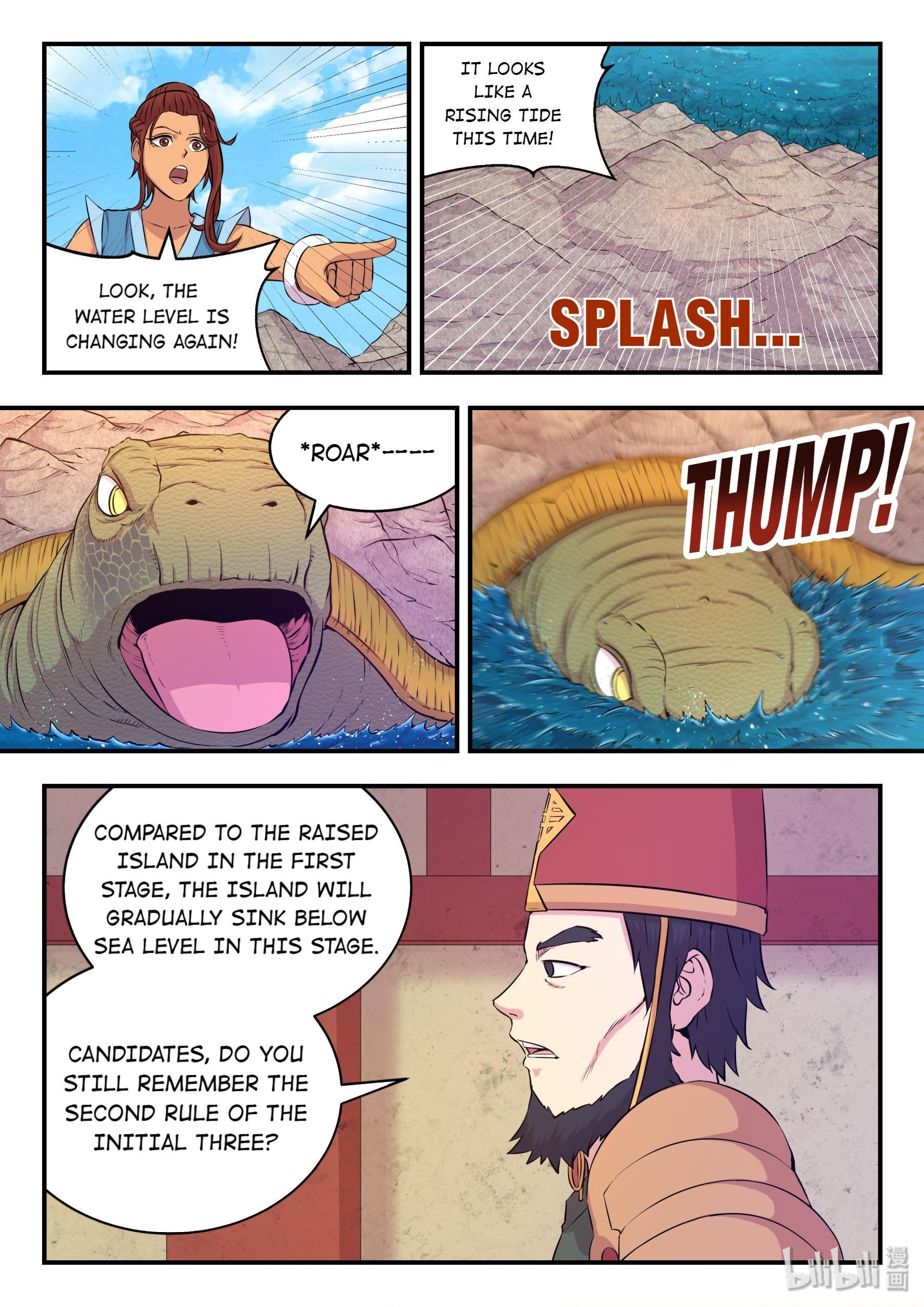 The All-Devouring Whale Chapter 31: The Final Stage page 17 - Mangakakalots.com