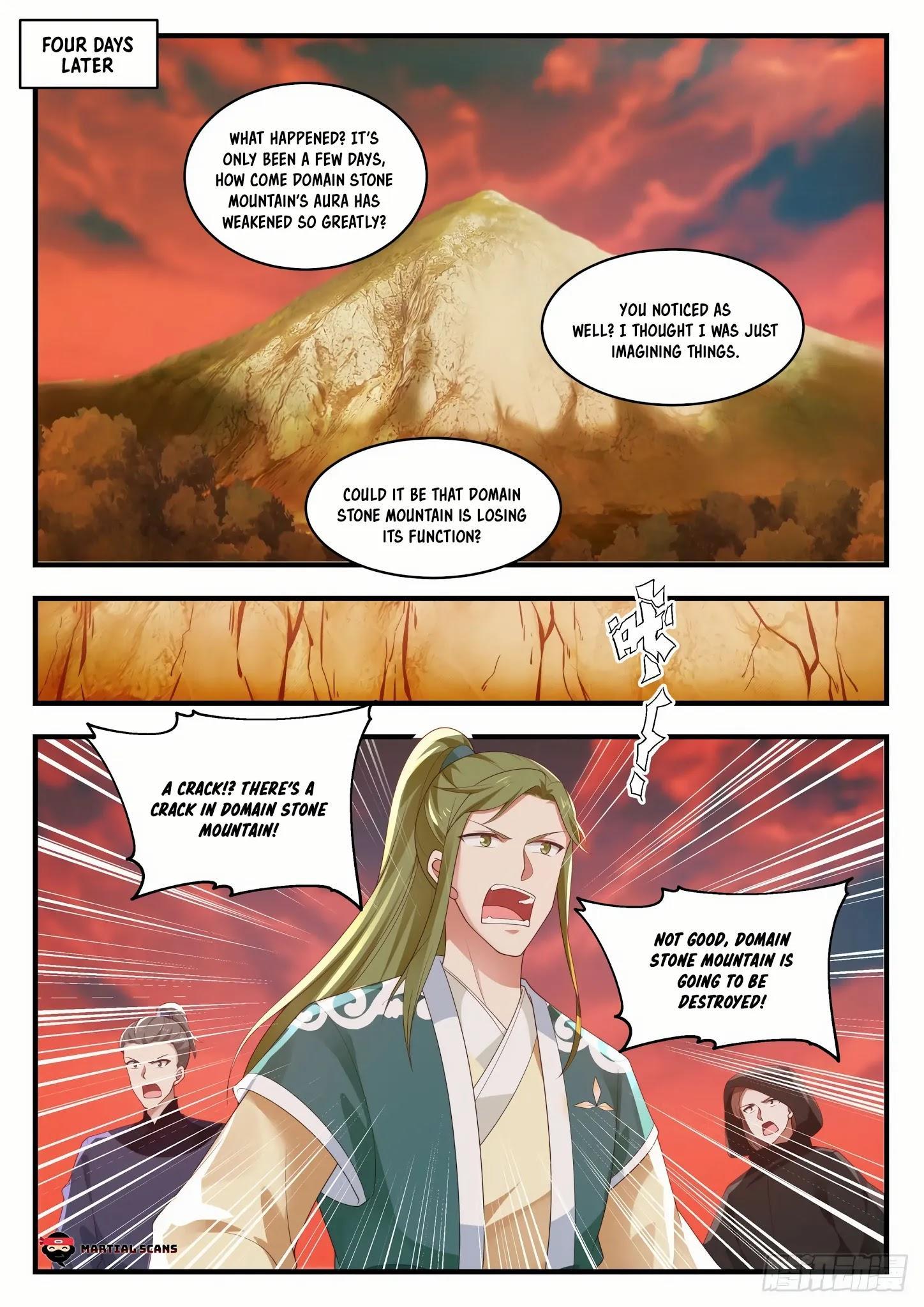 Martial Peak Chapter 1386: Kill Him page 11 - Mangakakalots.com