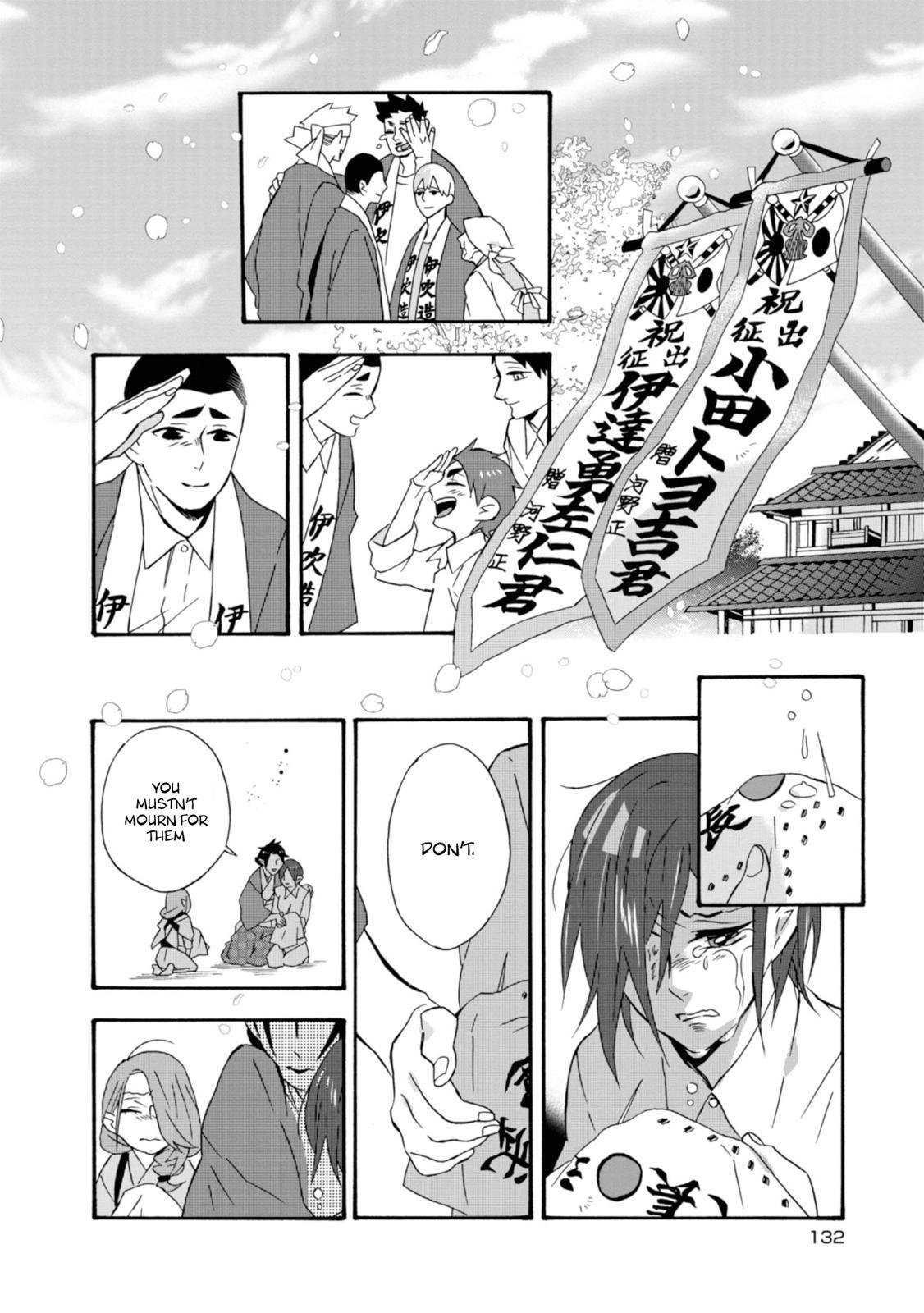 Will You Marry Me Again If You Are Reborn? Chapter 16 page 21 - Mangakakalots.com